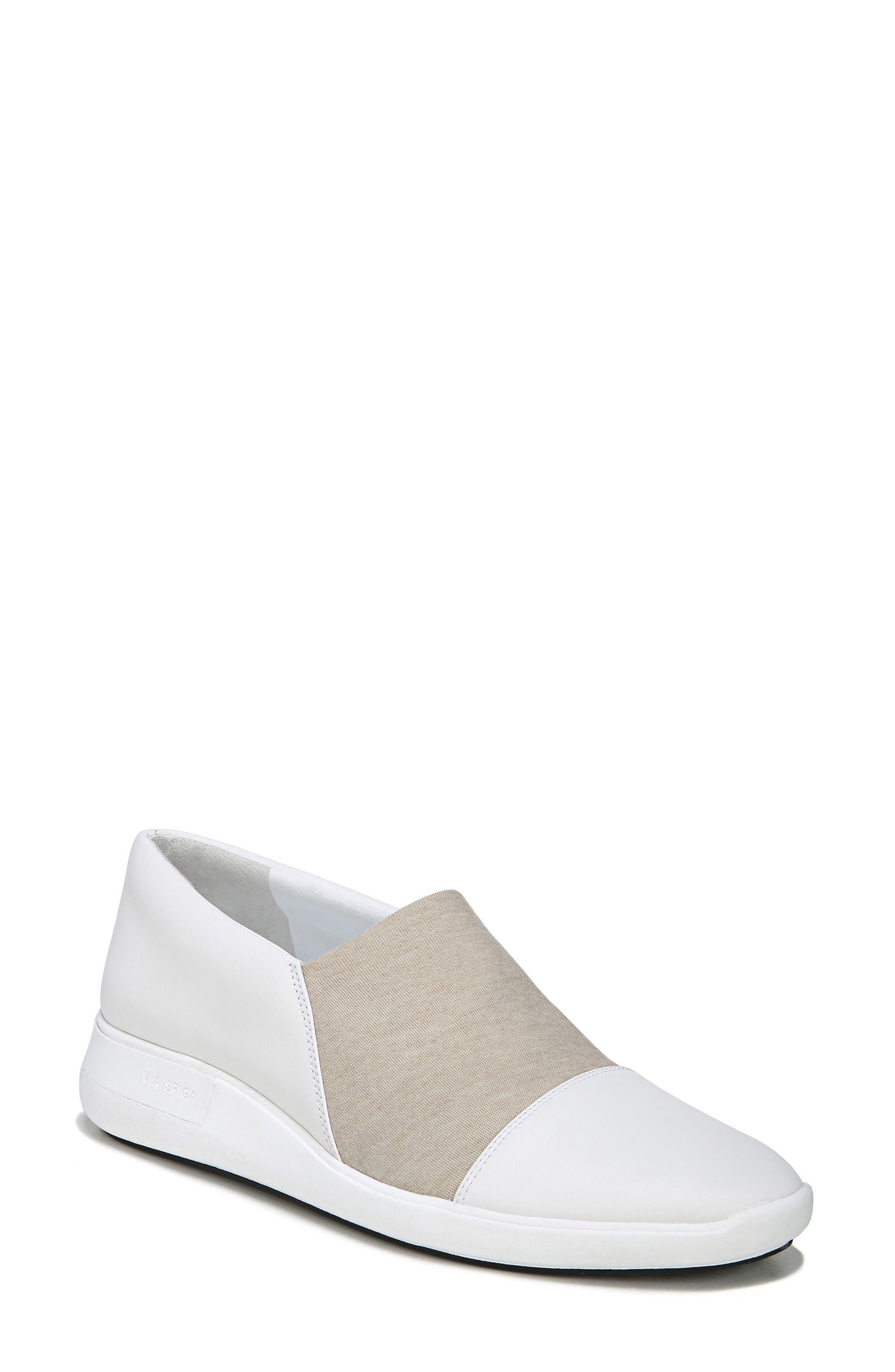 Alternate Image 1 Selected - Via Spiga Morgan Slip-On Sneaker (Women)