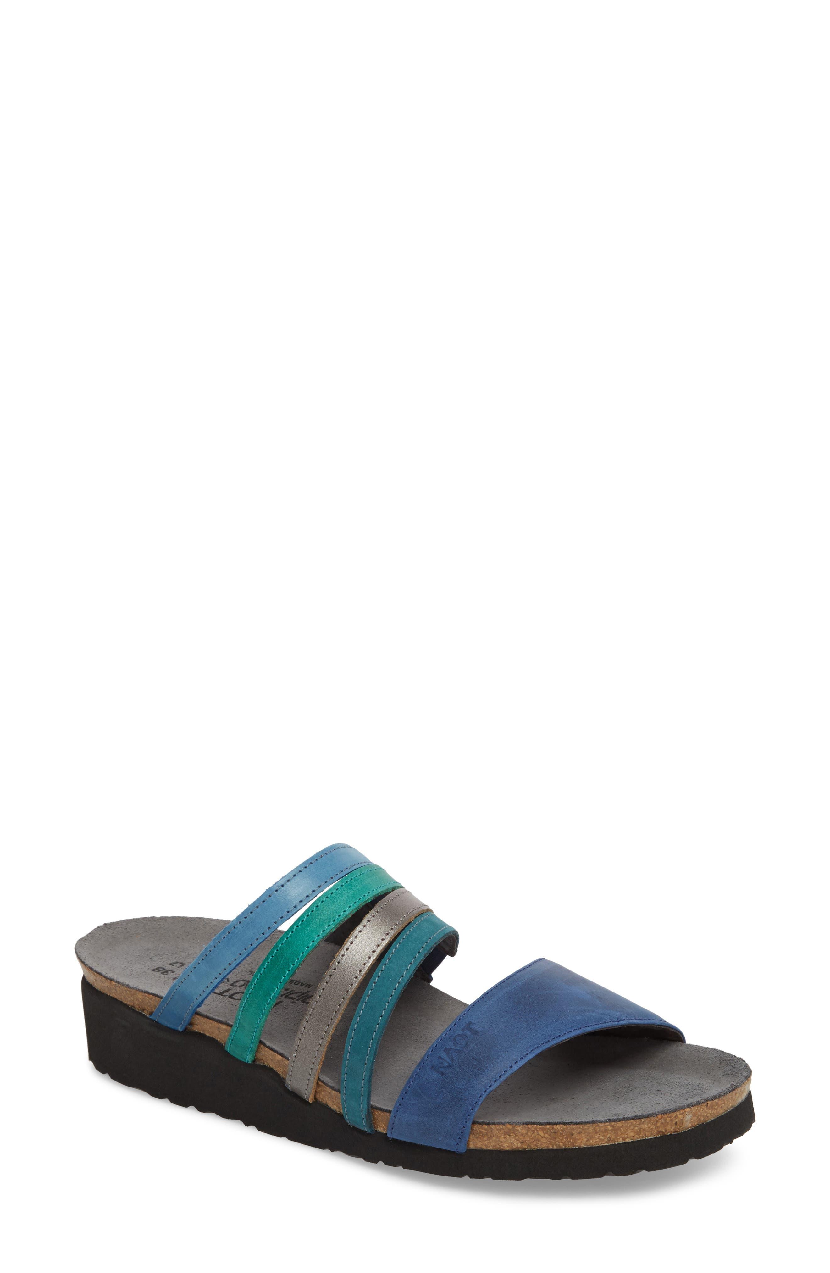 Naot Peyton Slide Sandal (Women)