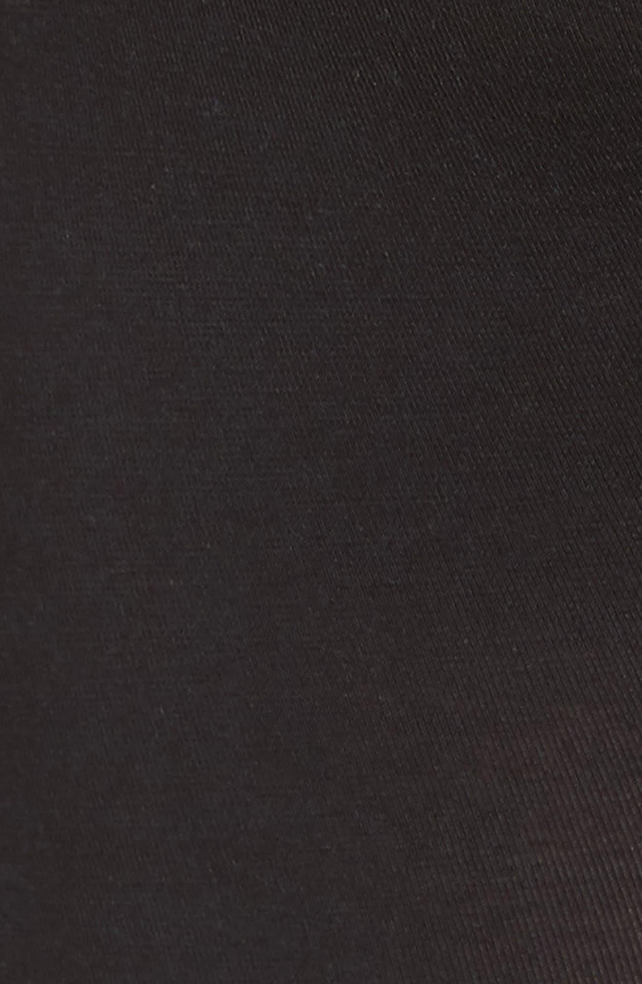 Second Skin Boxer Briefs,                             Alternate thumbnail 5, color,                             Black/ Turbulence