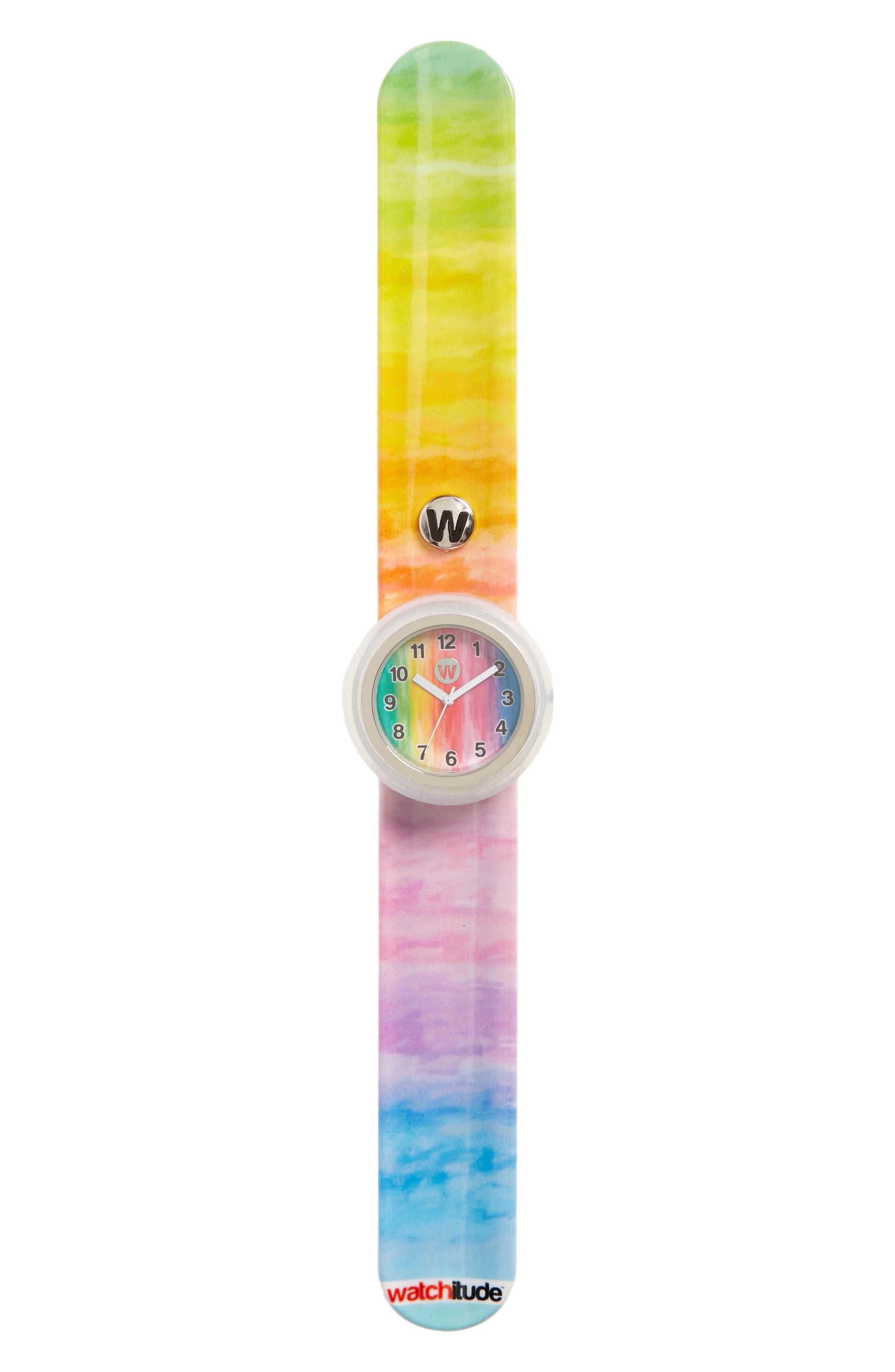 watchitude Watercolors Slap Watch (Kids) (Limited Edition)