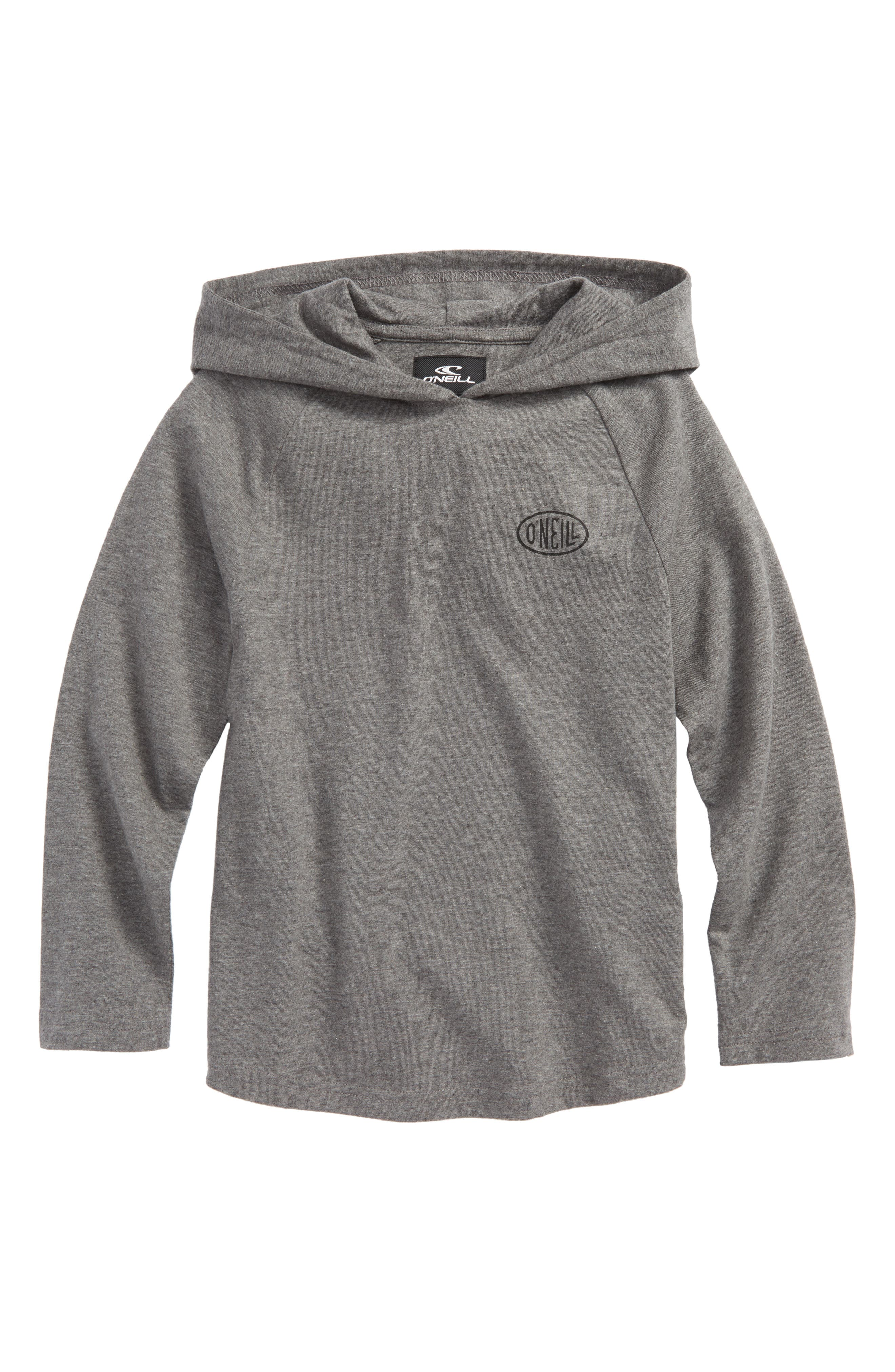 Malcolm Hoodie,                         Main,                         color, Heather Grey