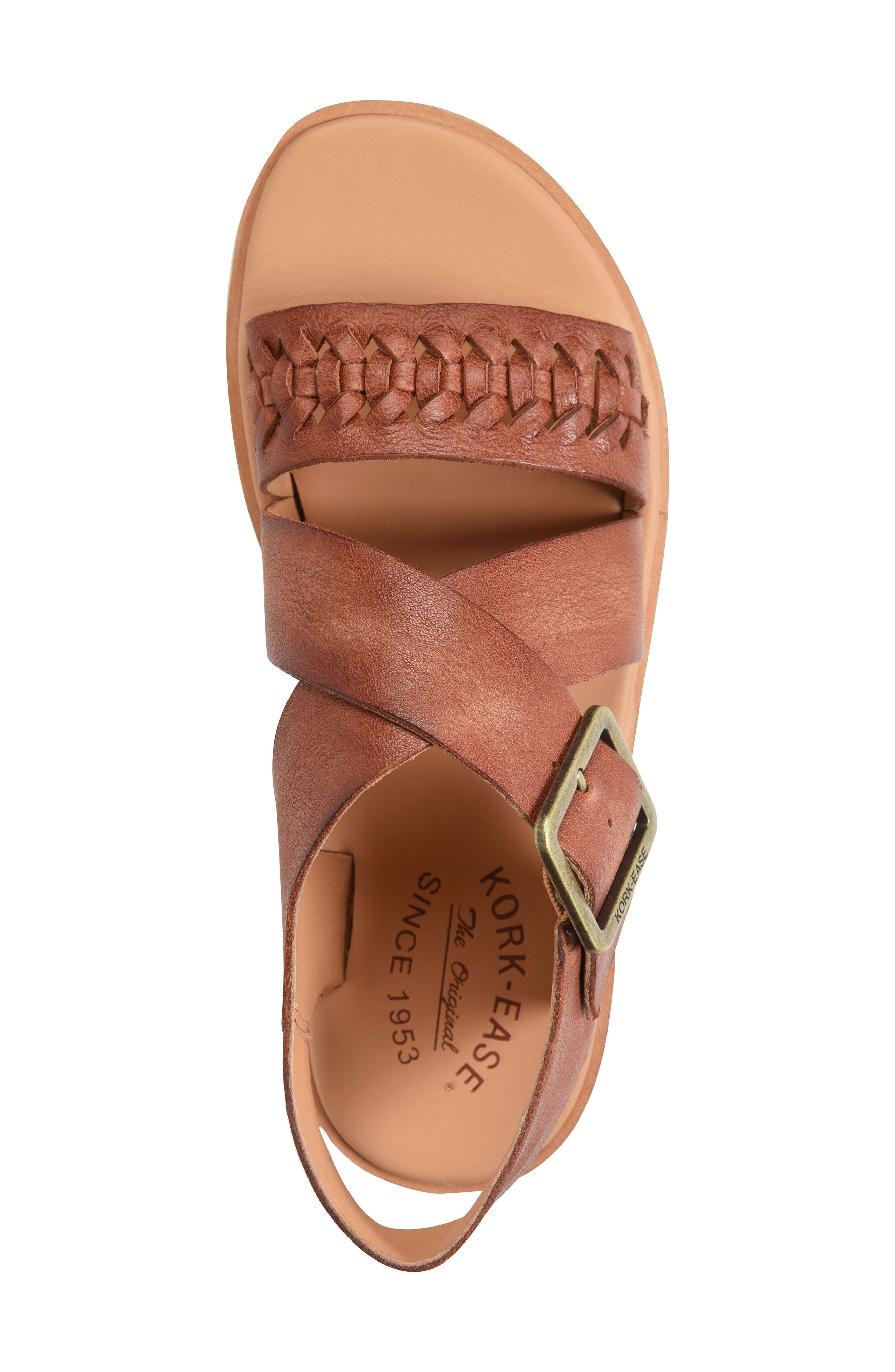 Alternate Image 5  - Kork-Ease® Nara Braid Sandal (Women)