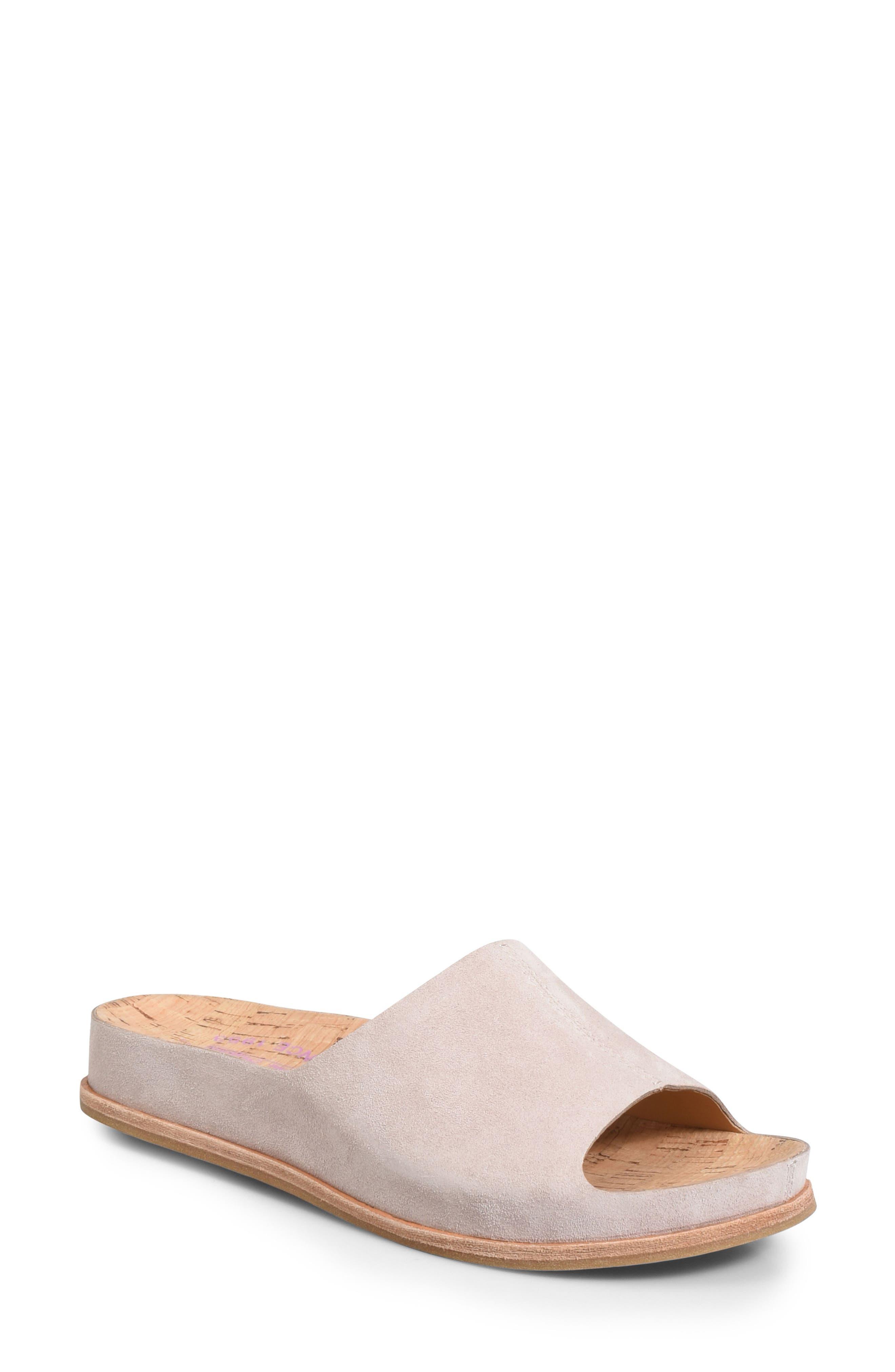 Main Image - Kork-Ease® 'Tutsi' Slide Sandal (Women)