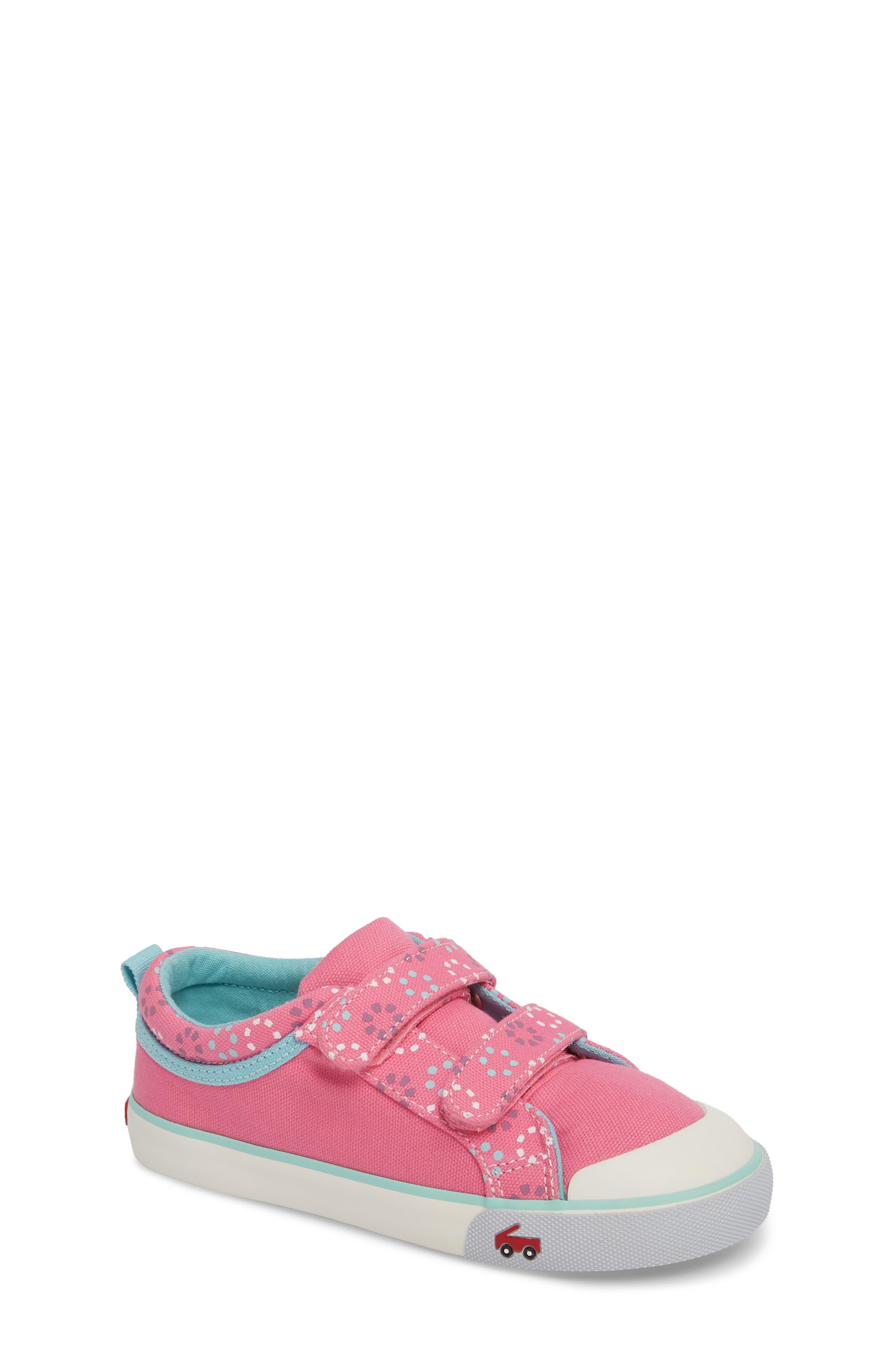 Alternate Image 1 Selected - See Kai Run 'Robyne' Sneaker (Baby, Walker & Toddler)
