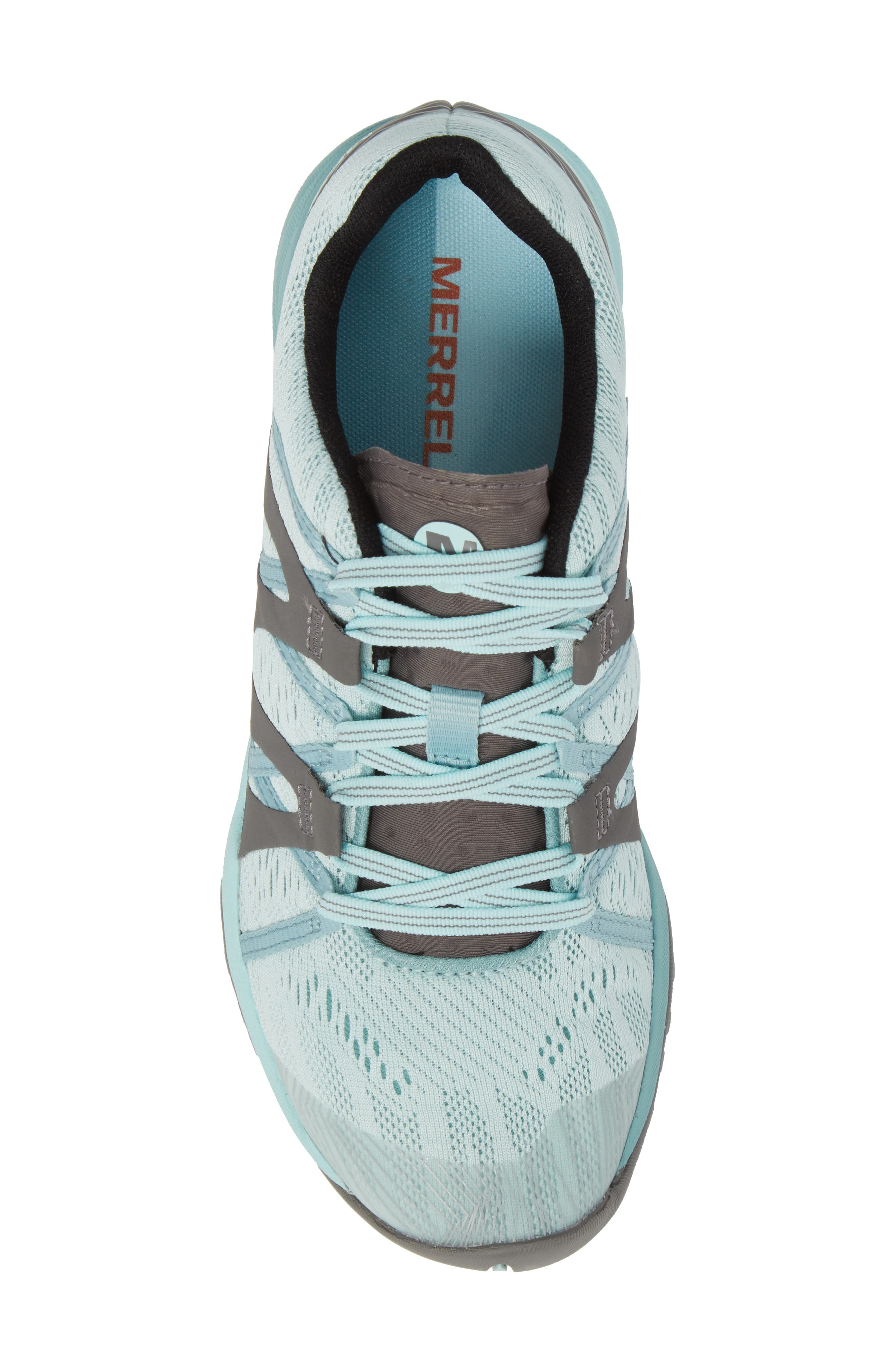 Siren Hex Sneaker,                             Alternate thumbnail 5, color,                             Bleached Aqua