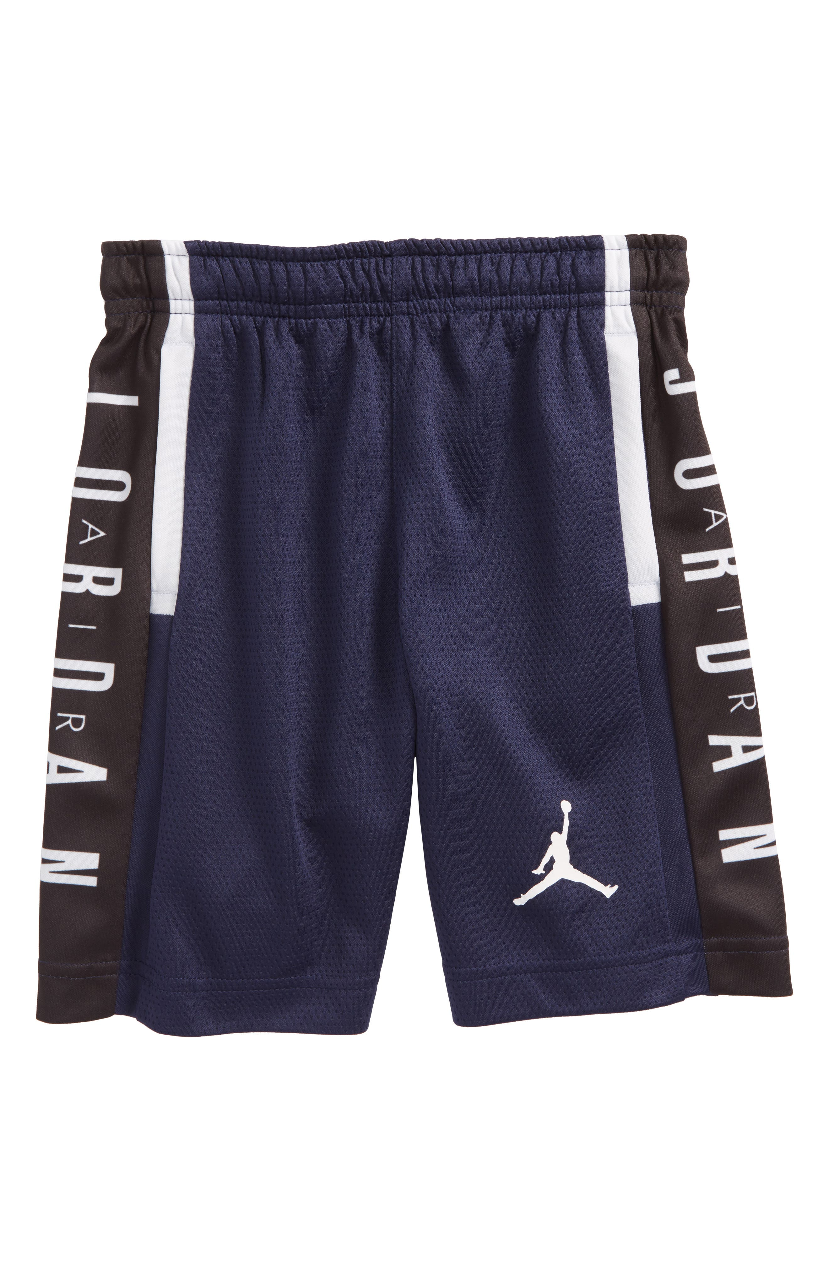 Rise Dri-FIT Graphic Shorts,                         Main,                         color, Midnight Navy