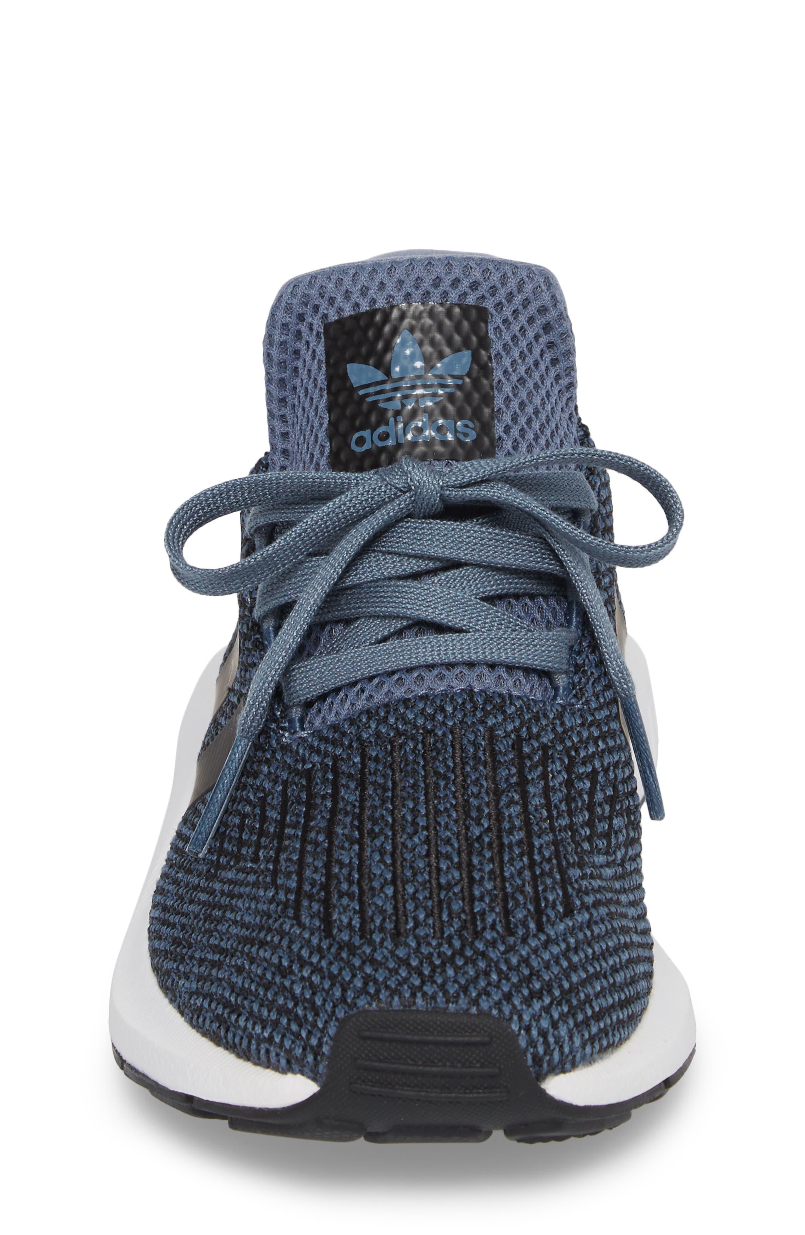 Alternate Image 4  - adidas Swift Run J Sneaker (Baby, Walker, Toddler, Little Kid & Big Kid)