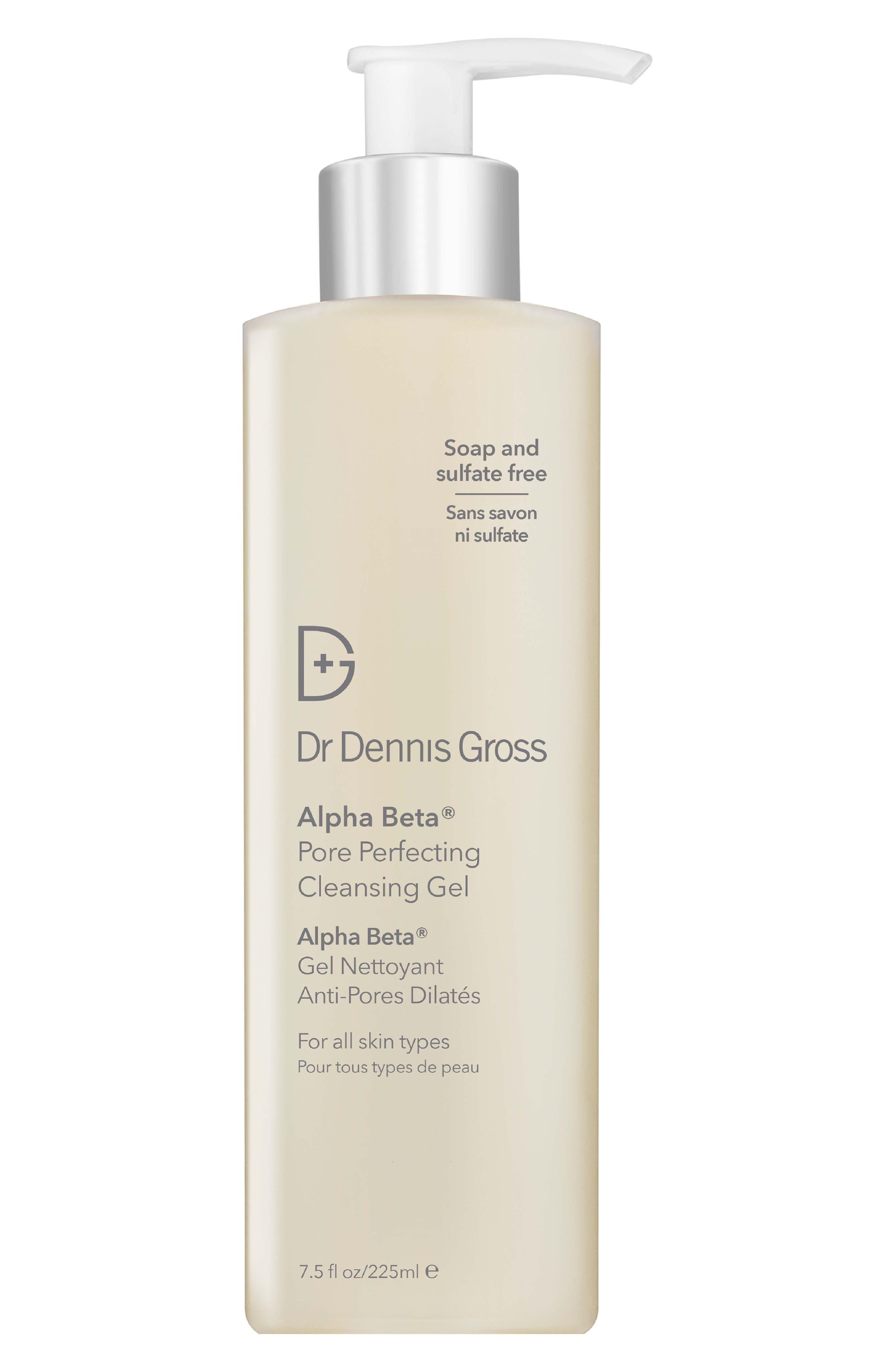 Alpha Beta<sup>®</sup> Pore Perfecing Cleansing Gel,                             Main thumbnail 1, color,                             No Color