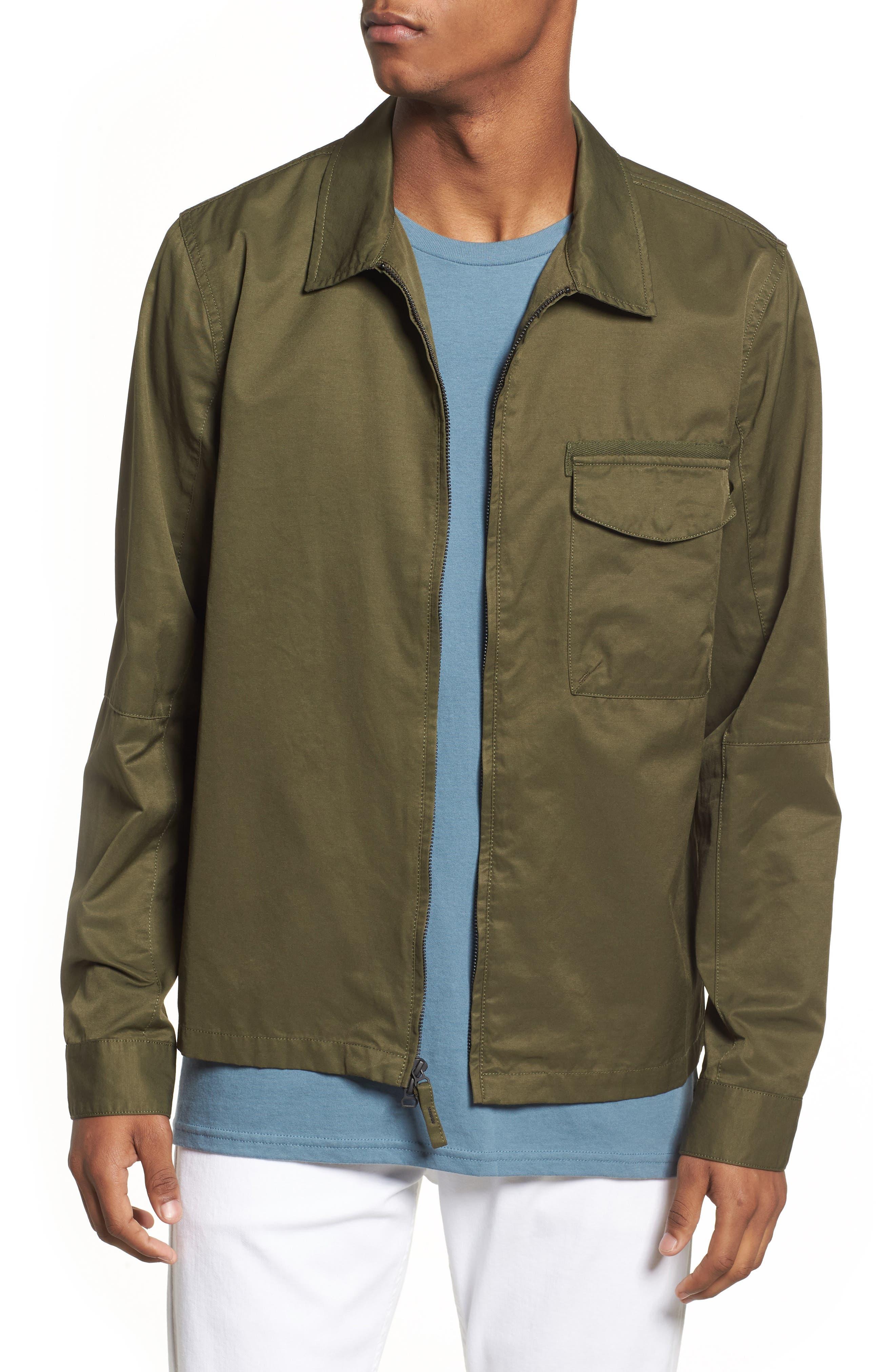 TAVIK Hale Shirt Jacket