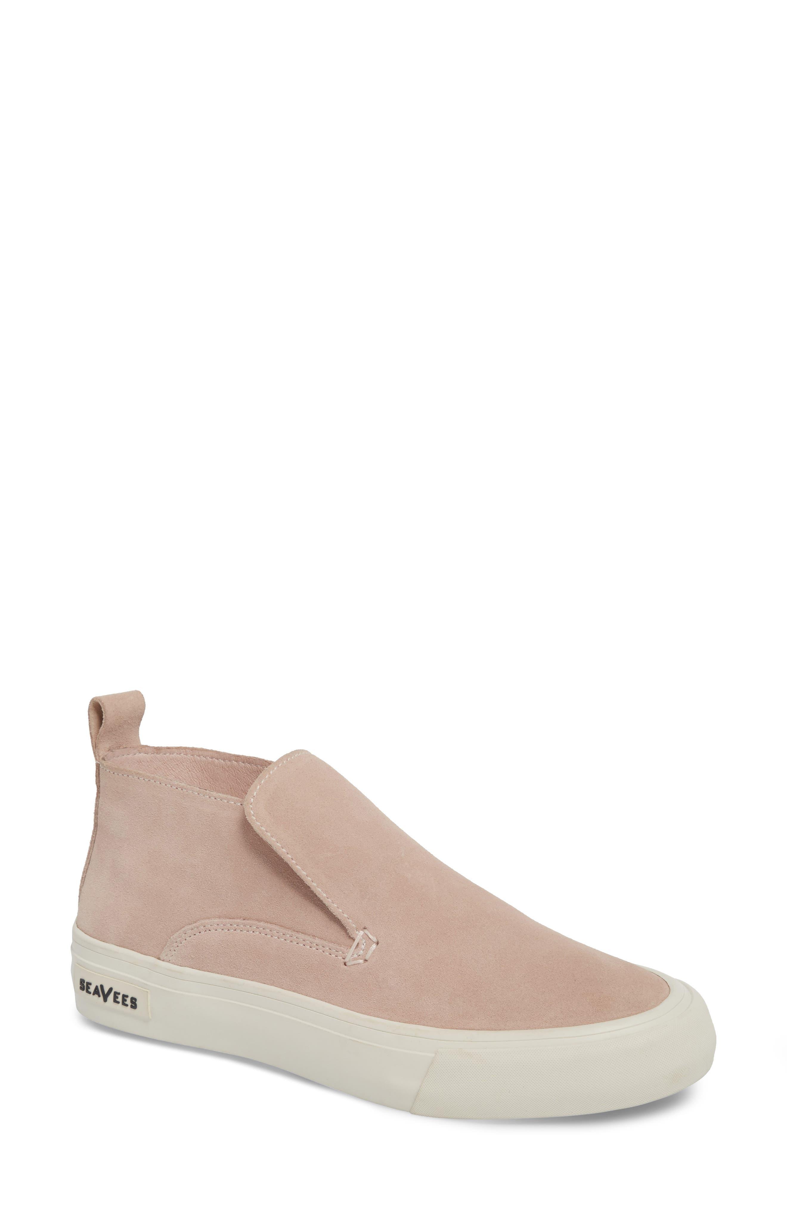 SeaVees Huntington Middie Slip-On Sneaker (Women)