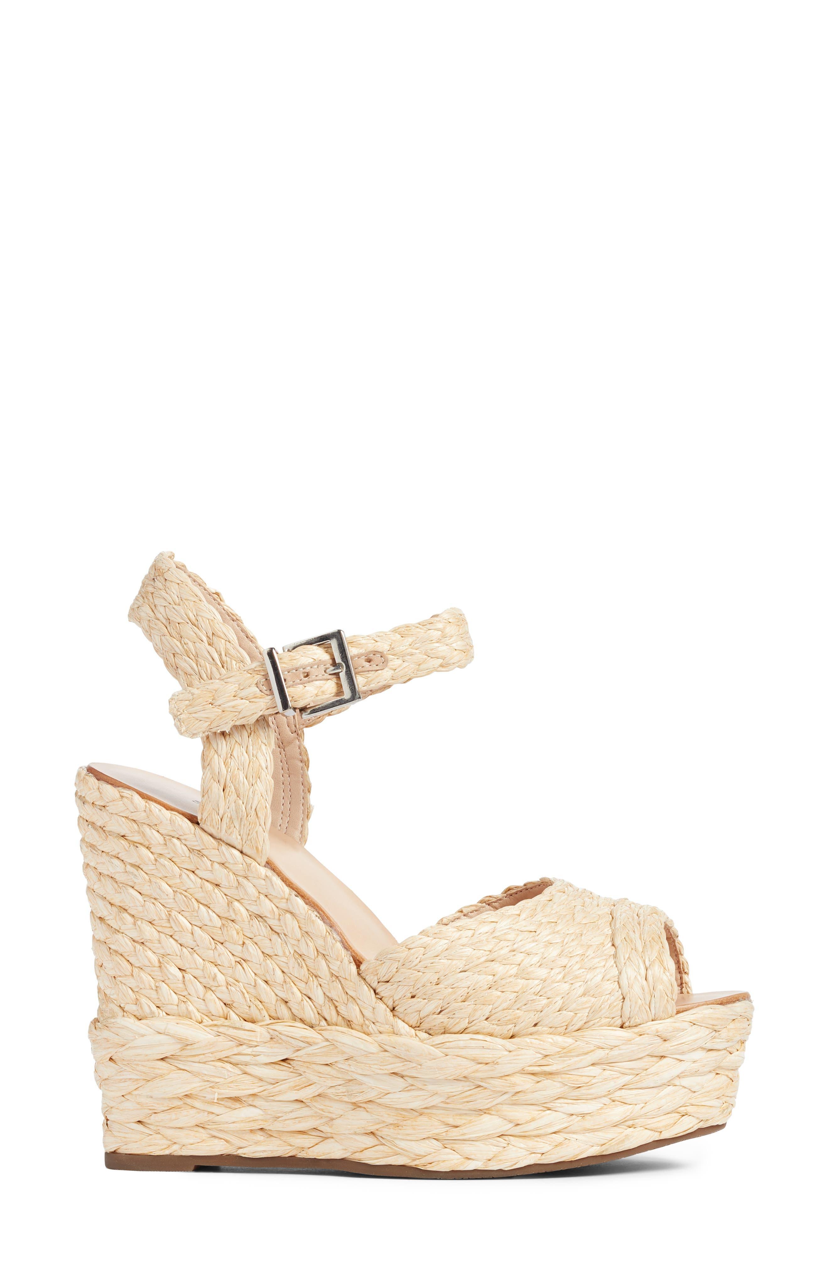 Alternate Image 4  - Schutz Belatrix Platform Wedge Sandal (Women)