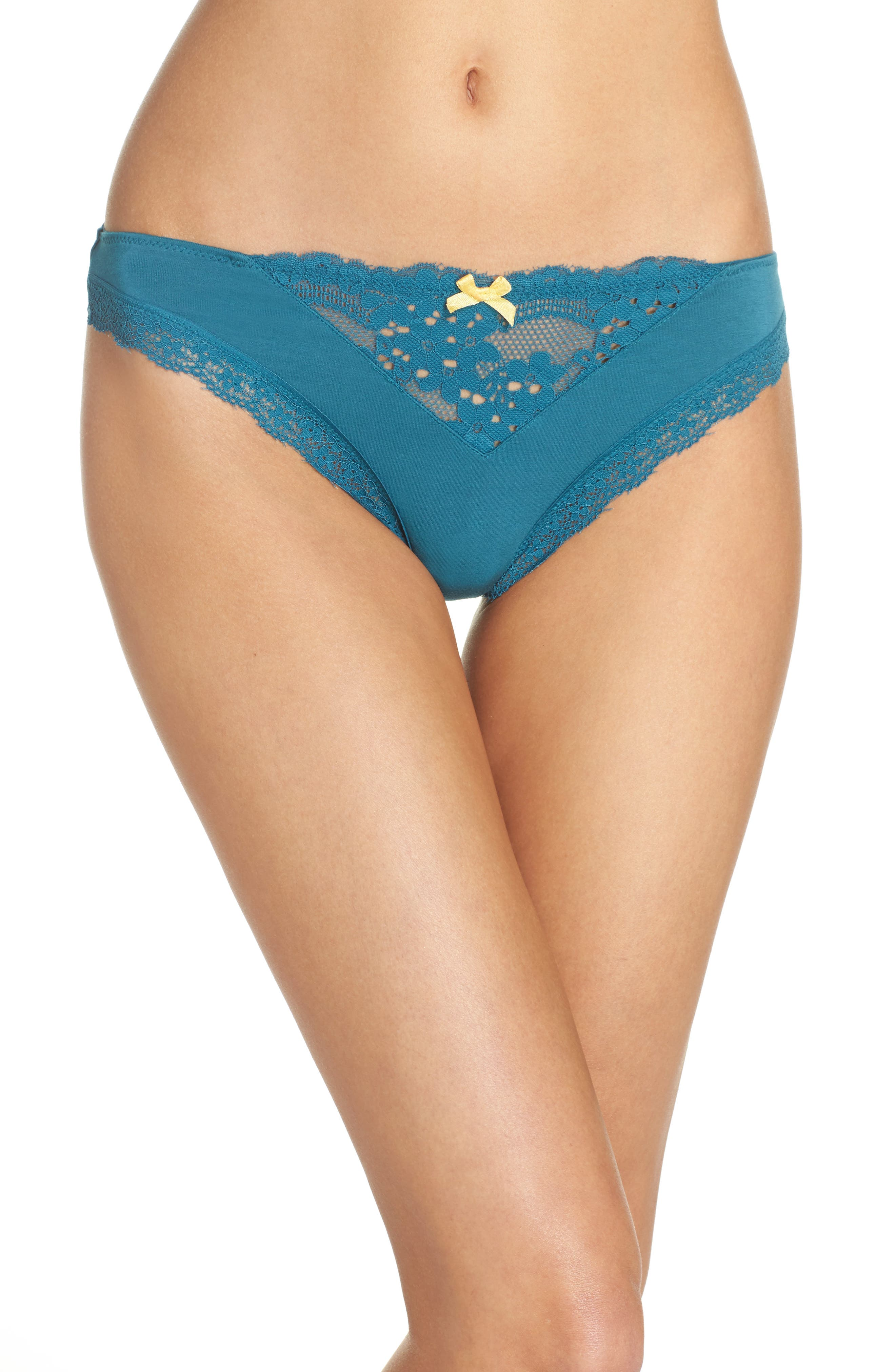 Honeydew Intimates Willow Thong (3 for $33)
