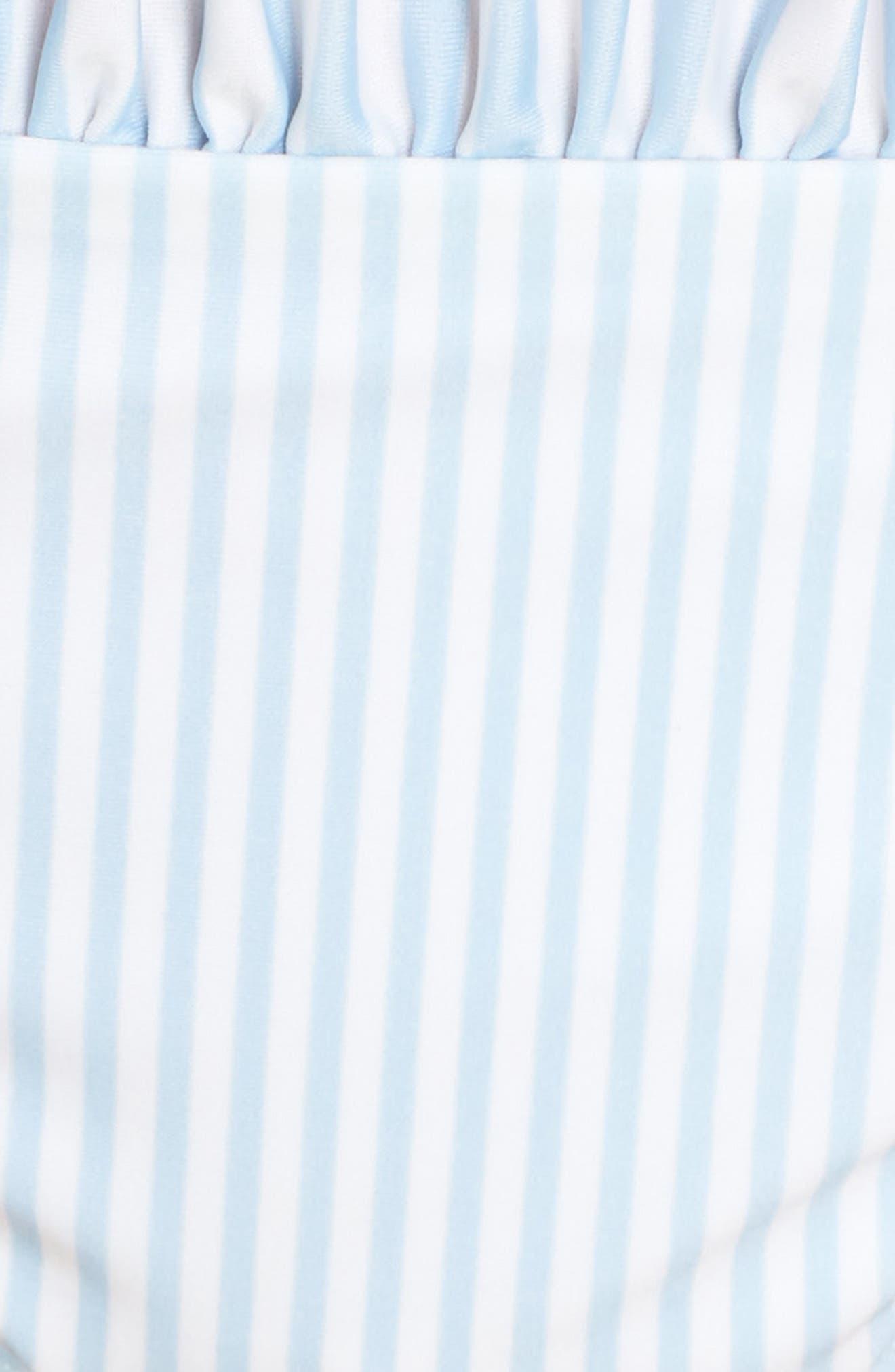 Side Tie Bikini Bottoms,                             Alternate thumbnail 8, color,                             Pale Blue