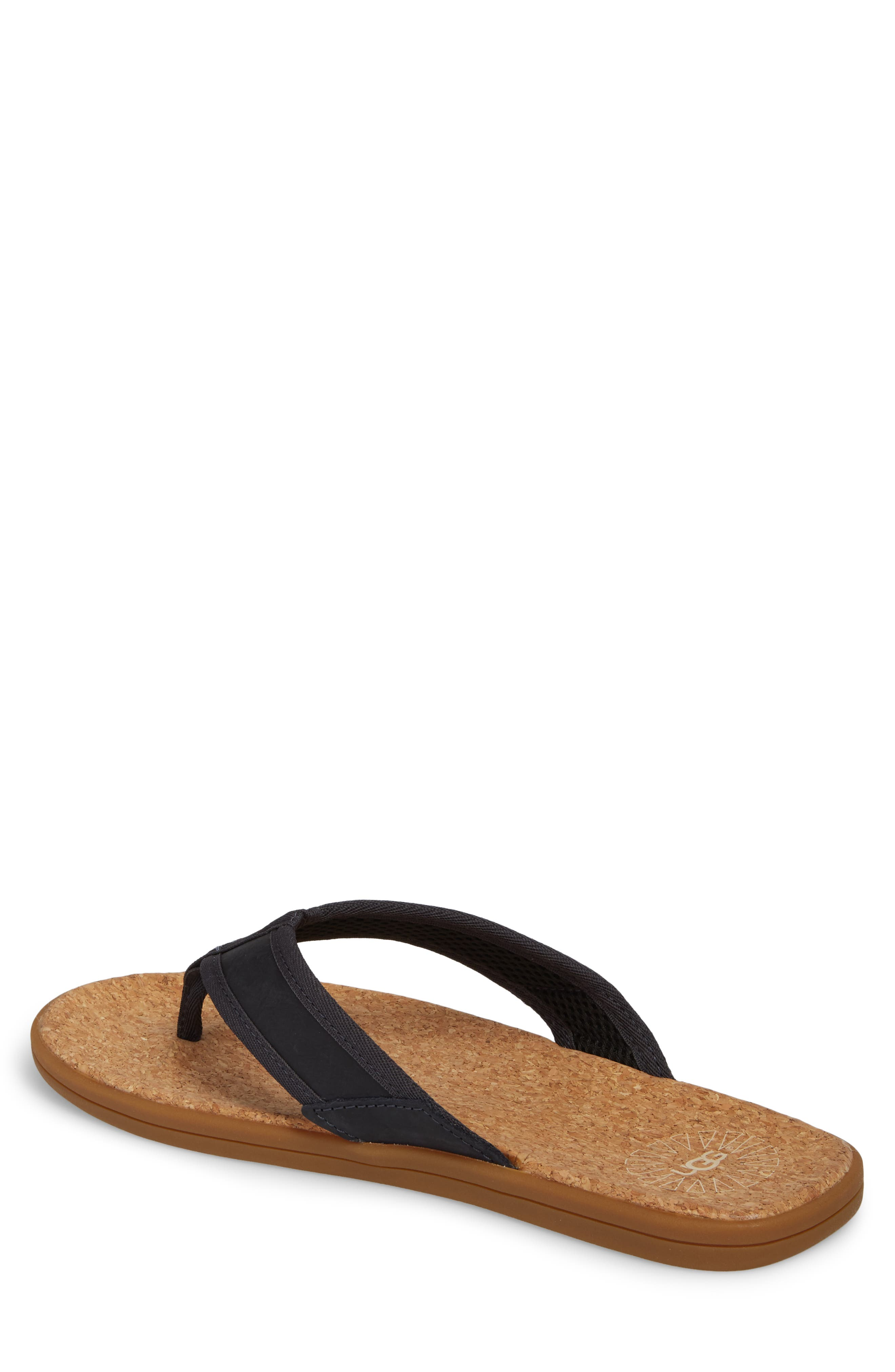 Seaside Flip Flop,                             Alternate thumbnail 2, color,                             Navy