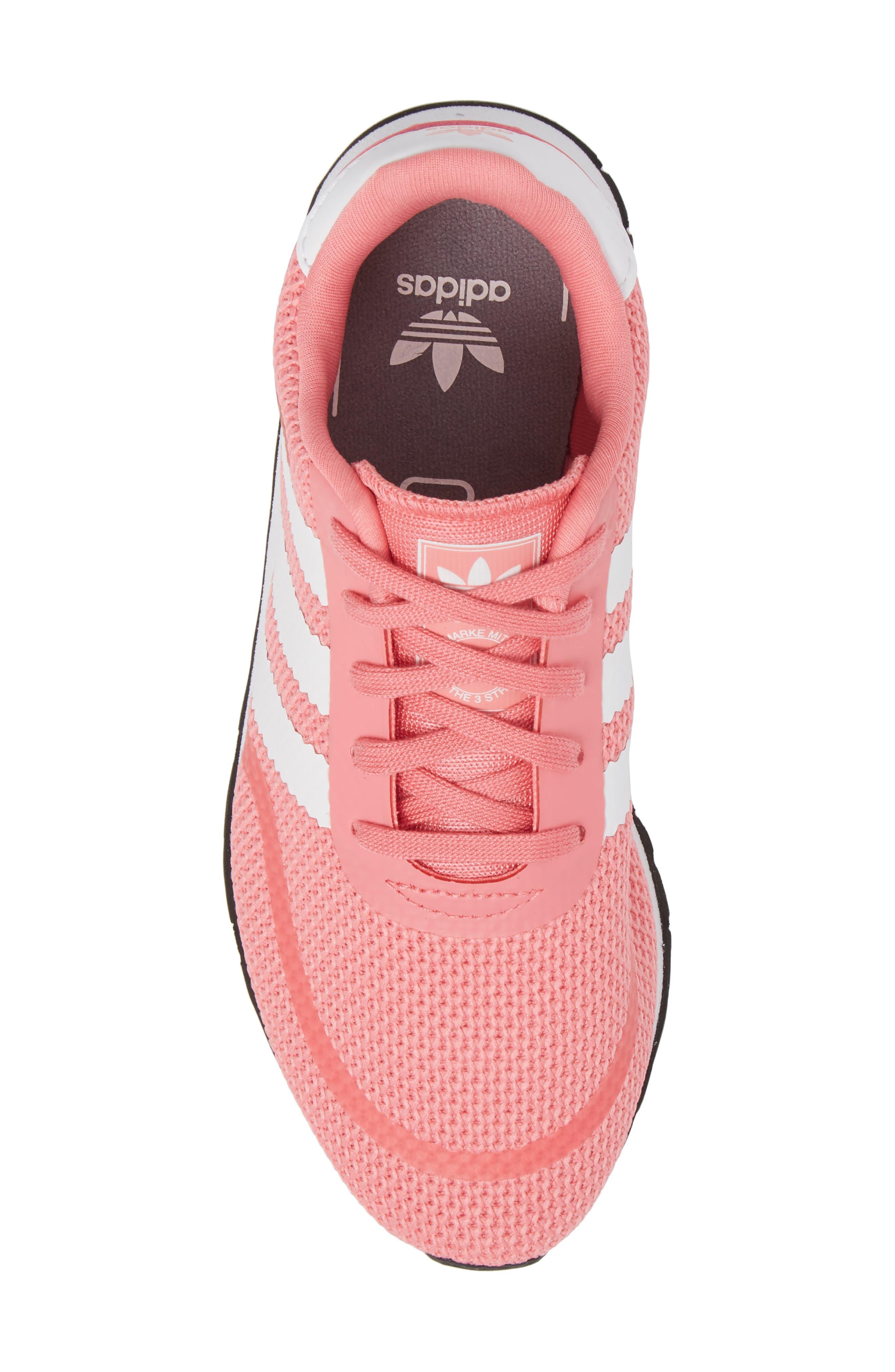 N-5923 Sneaker,                             Alternate thumbnail 5, color,                             Chalk Pink / White / White