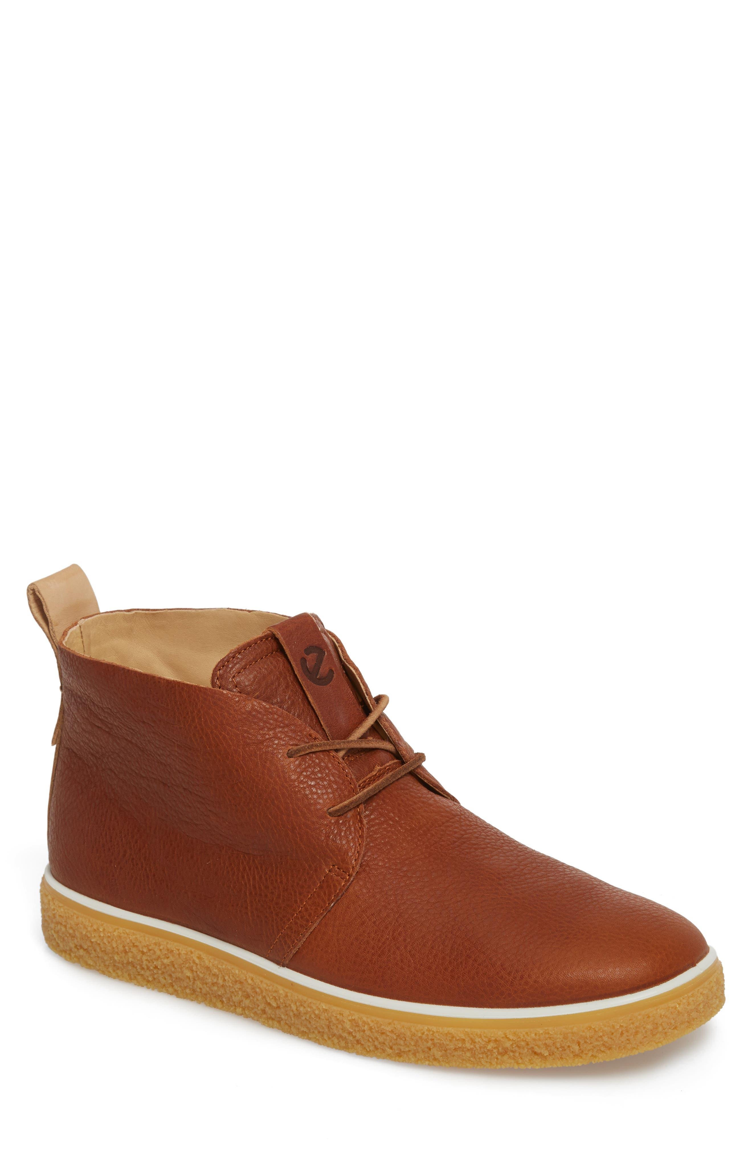 Crepetray Chukka Boot,                         Main,                         color, Lion Leather