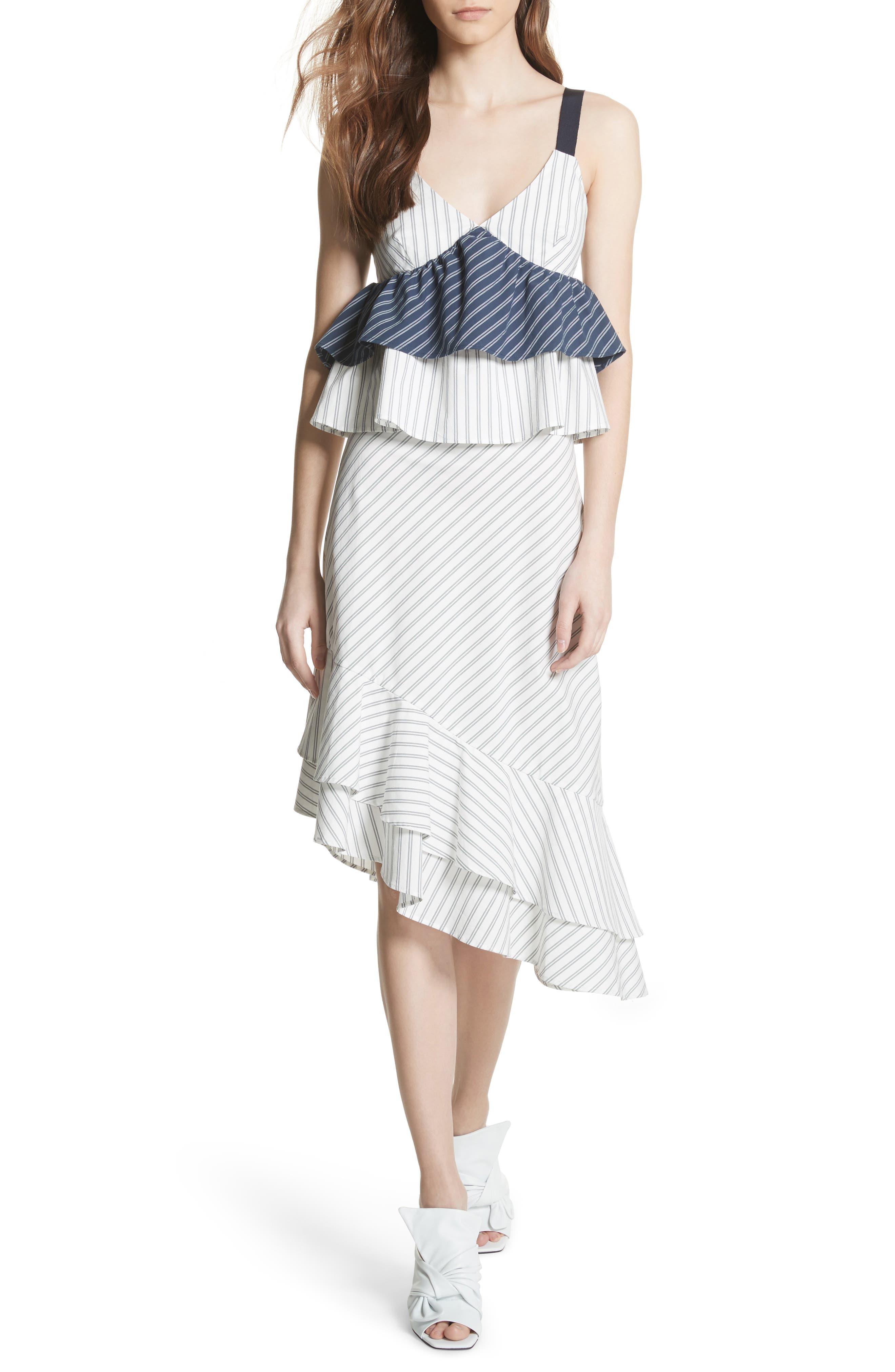 Yenene Skirt,                             Alternate thumbnail 7, color,                             Porcelain