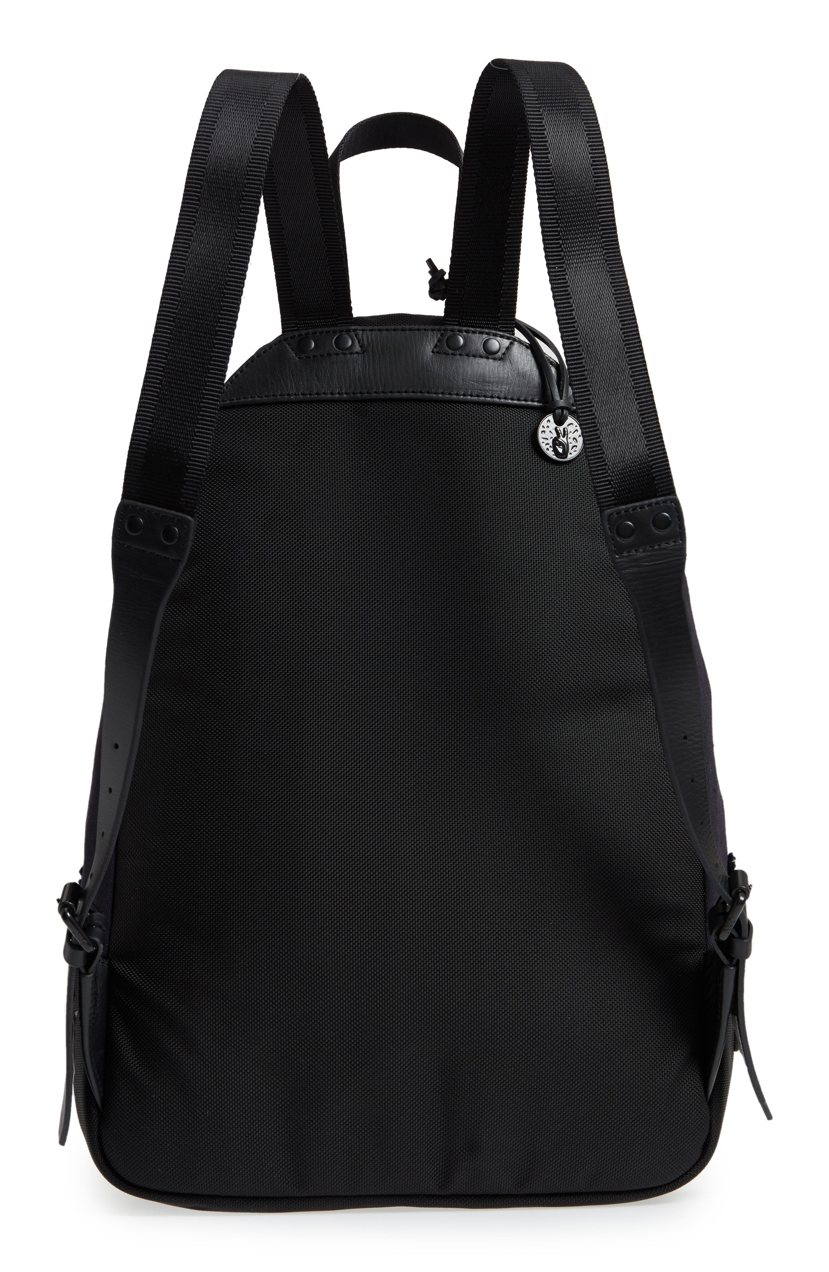 Gibson Patch Backpack,                             Alternate thumbnail 3, color,                             Midnight