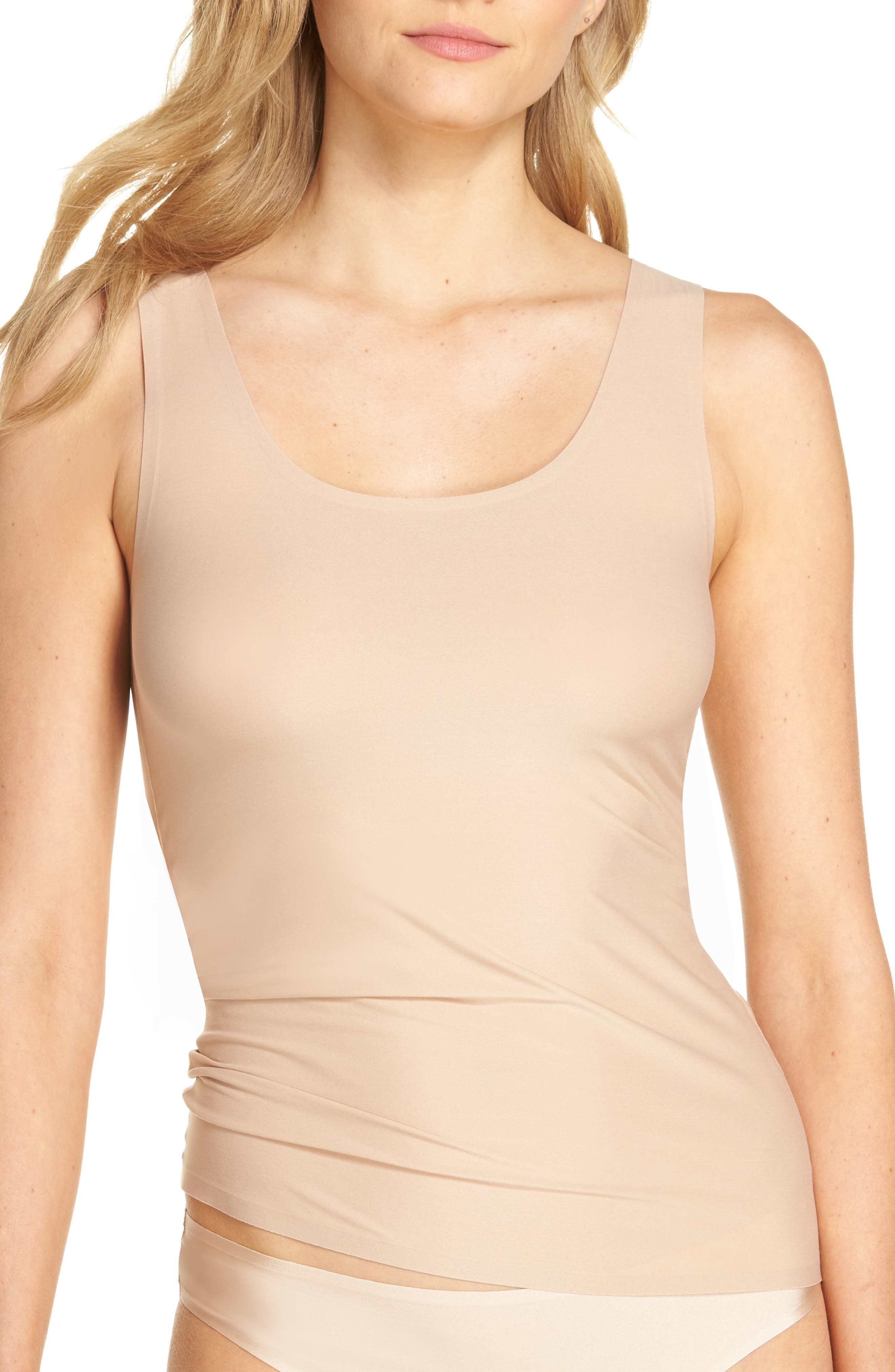 Alternate Image 1 Selected - Chantelle Intimates Soft Stretch Smooth Tank