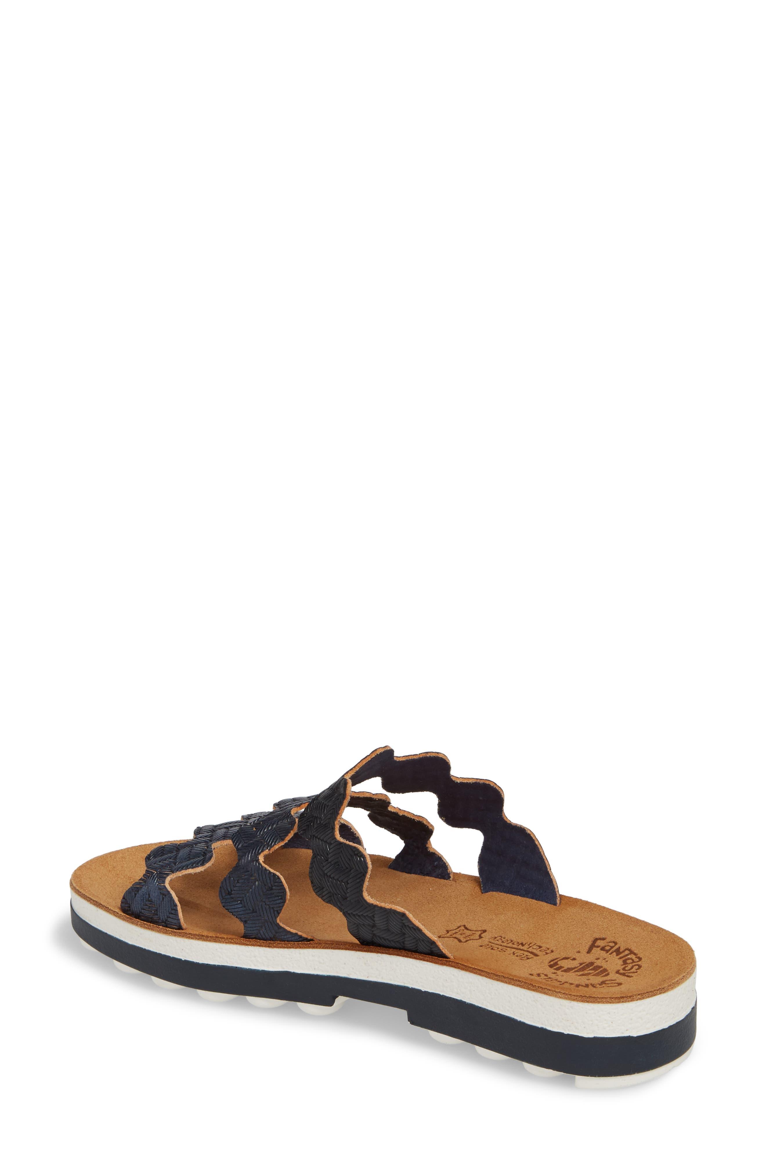 Alternate Image 2  - Fantasy Sandals Waves Slide Sandal (Women)