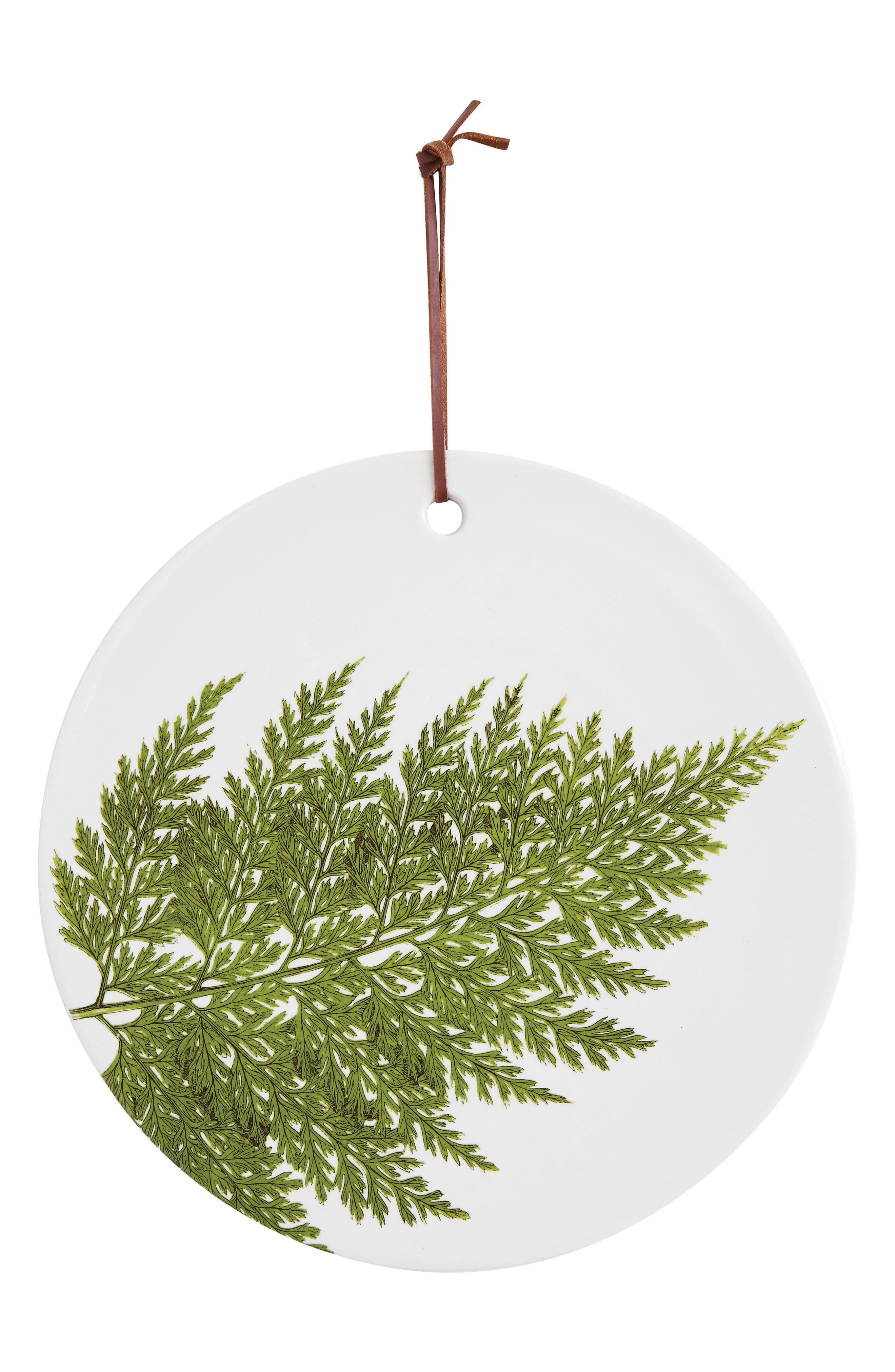 Fern Cheese Board,                             Main thumbnail 1, color,                             Green