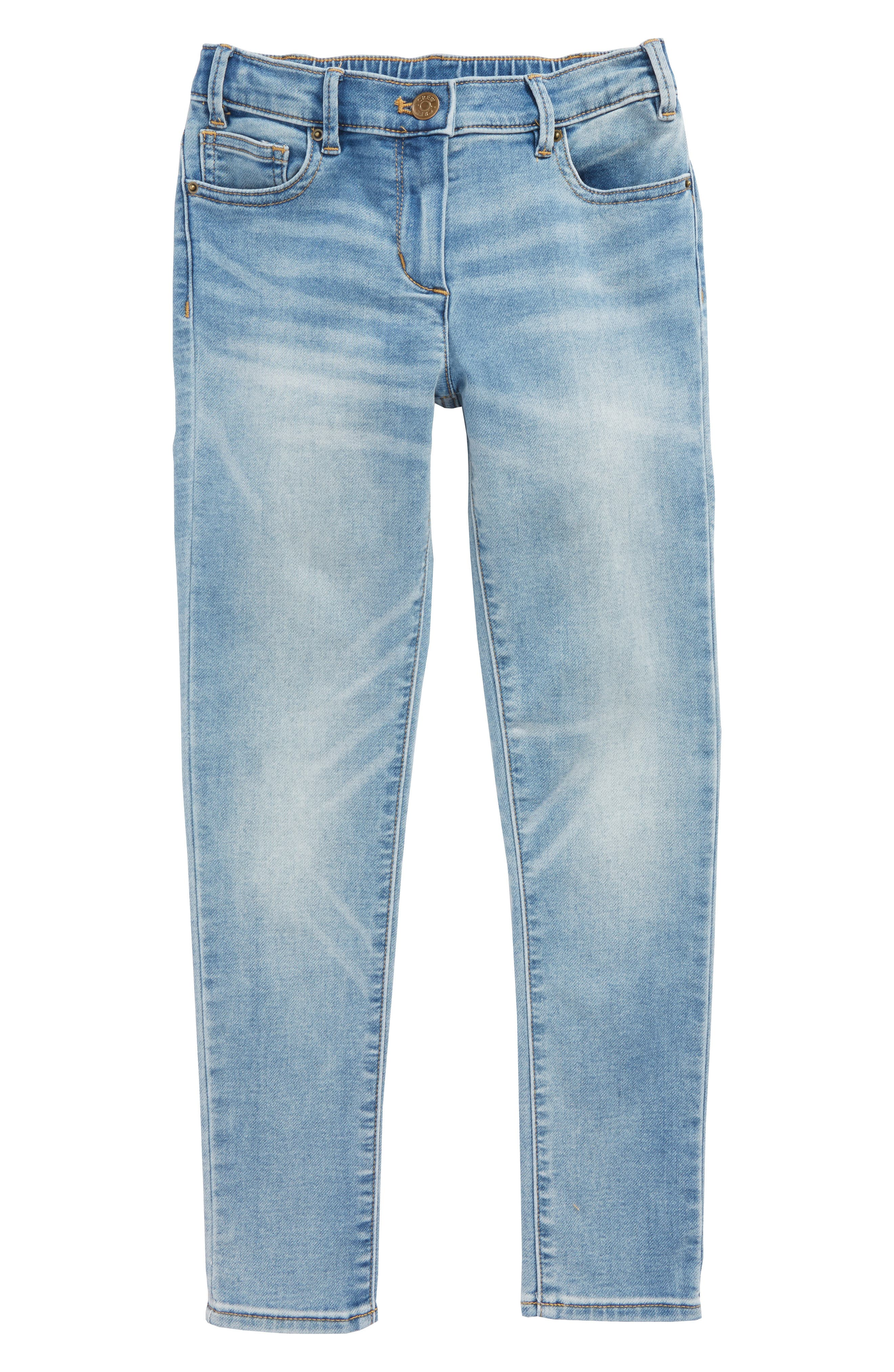 Runaround Stretch Denim Jeans,                         Main,                         color, Patchwork Wash