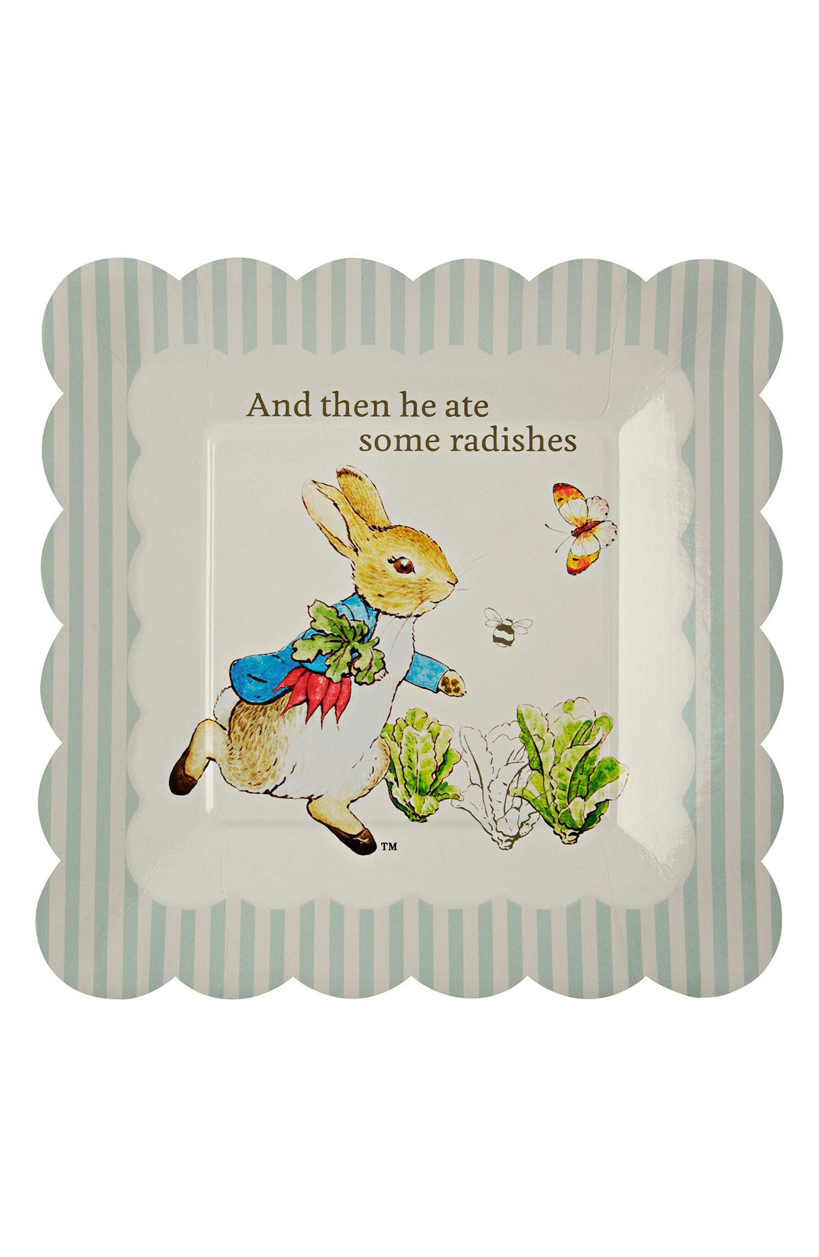 Peter Rabbit Party Bundle,                             Alternate thumbnail 5, color,                             Ivory Multi