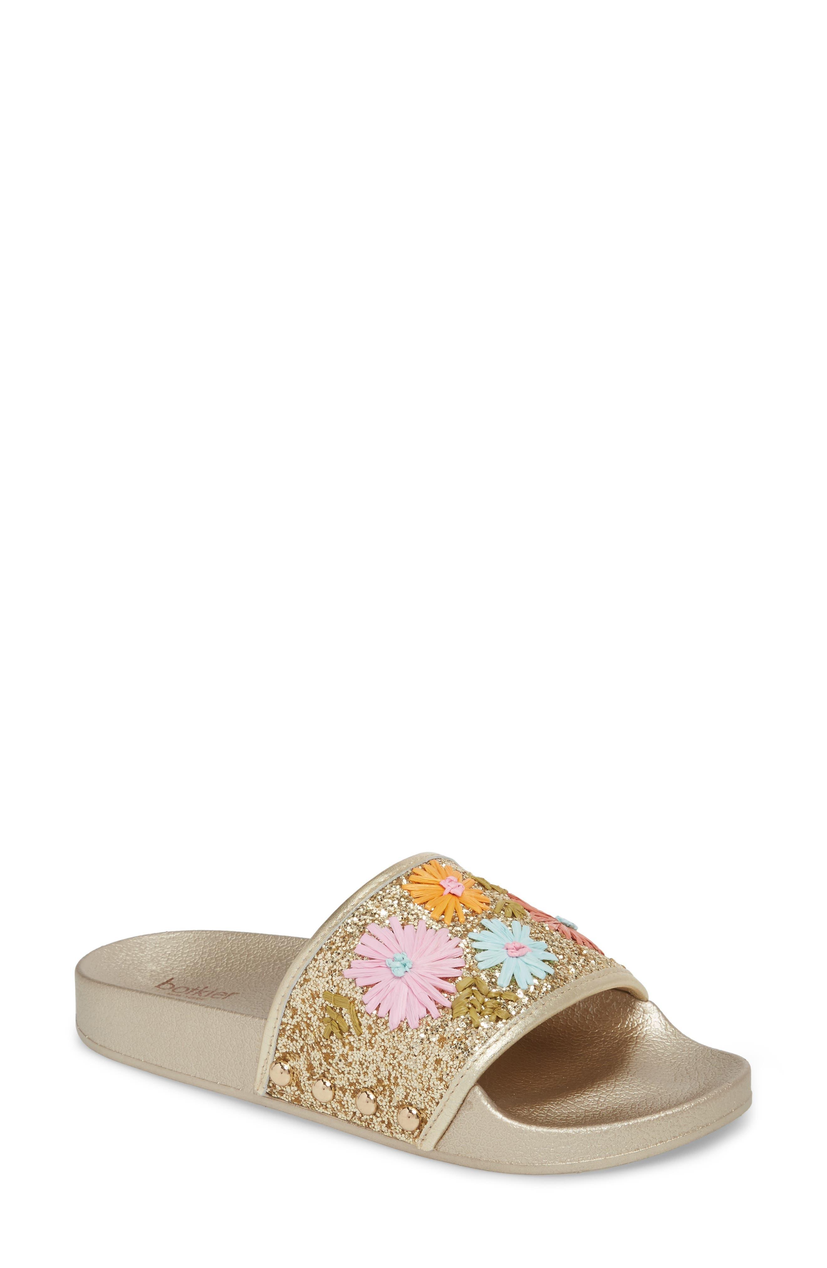 Botkier Daisy Slide Sandal (Women)
