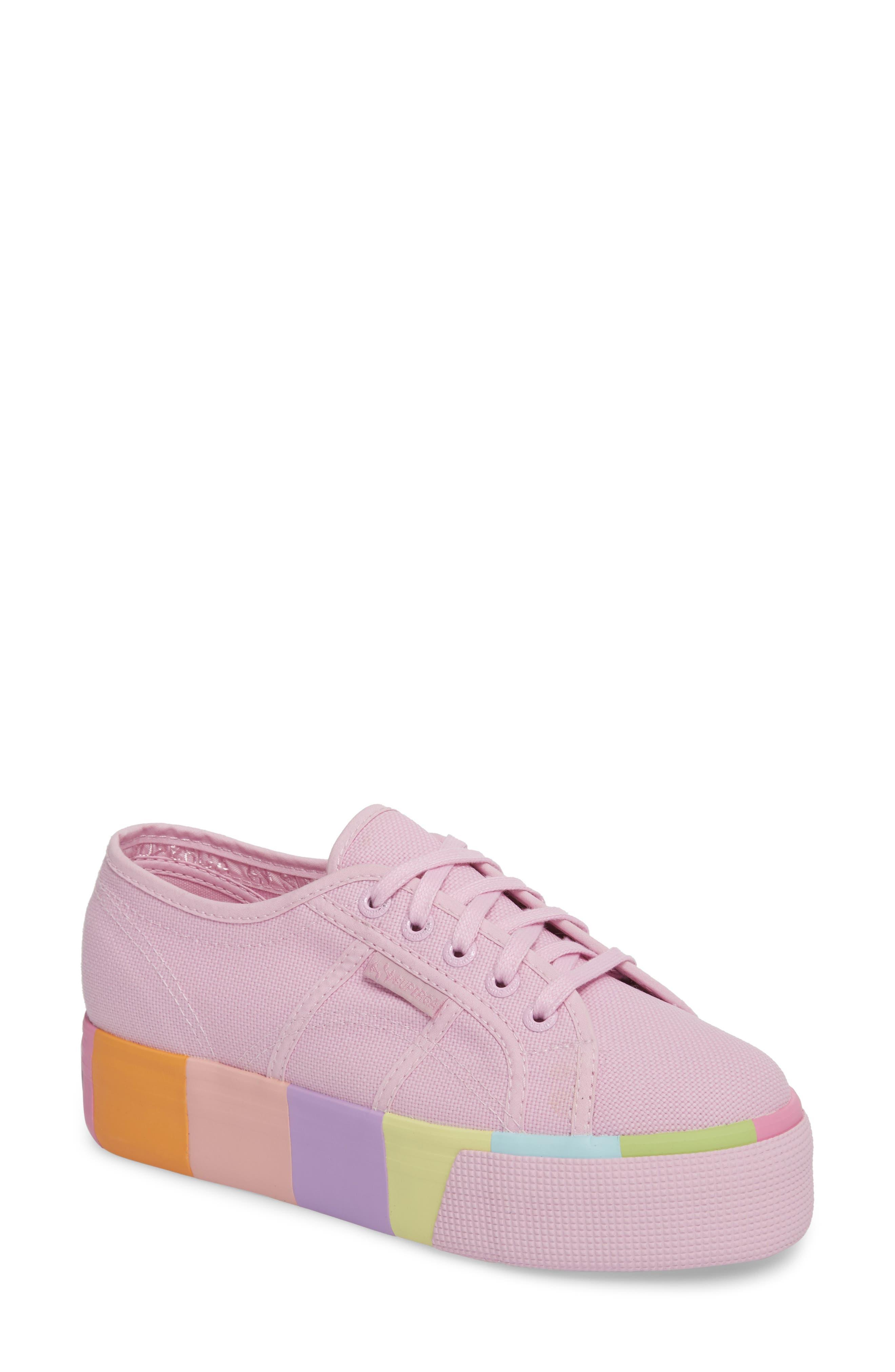 2790 Platform Sneaker,                             Main thumbnail 1, color,                             Pink