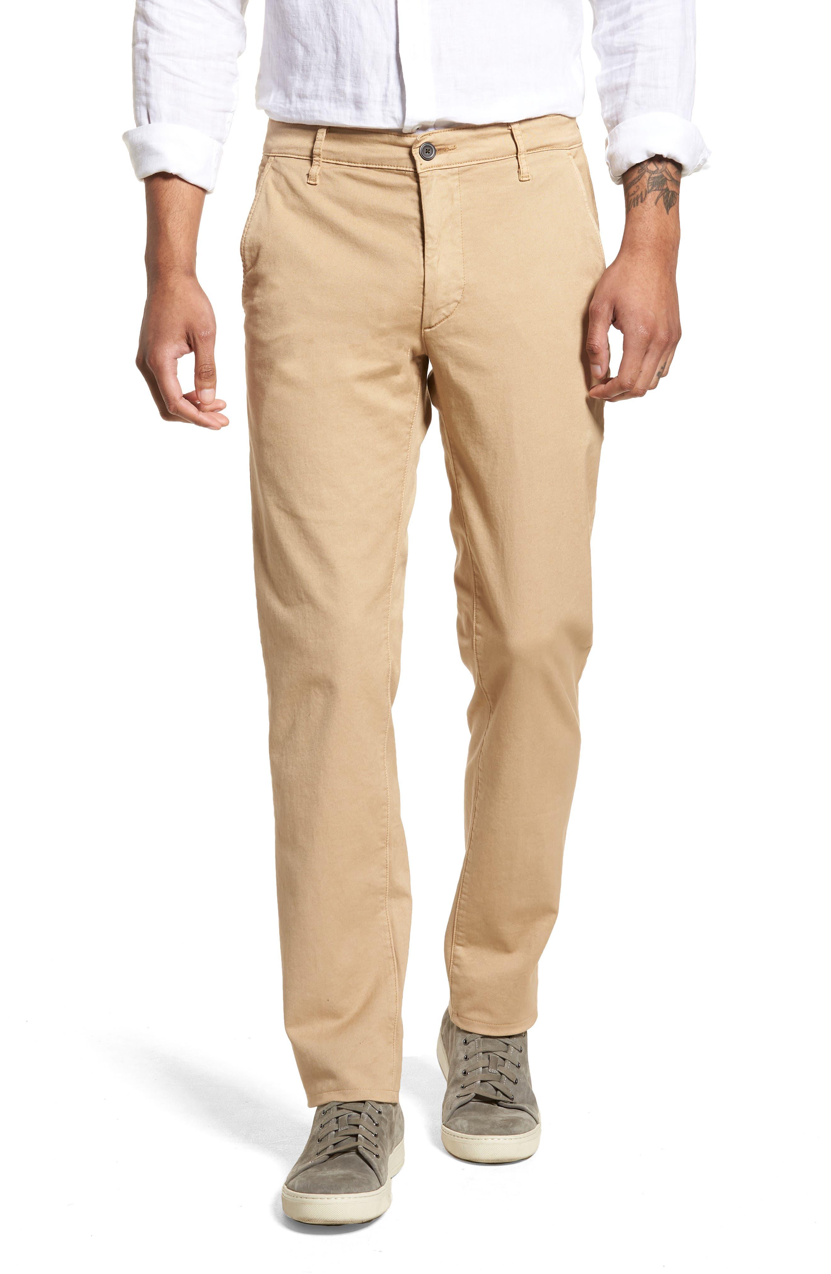 AG Marshall Slim Straight Leg Chino Pants
