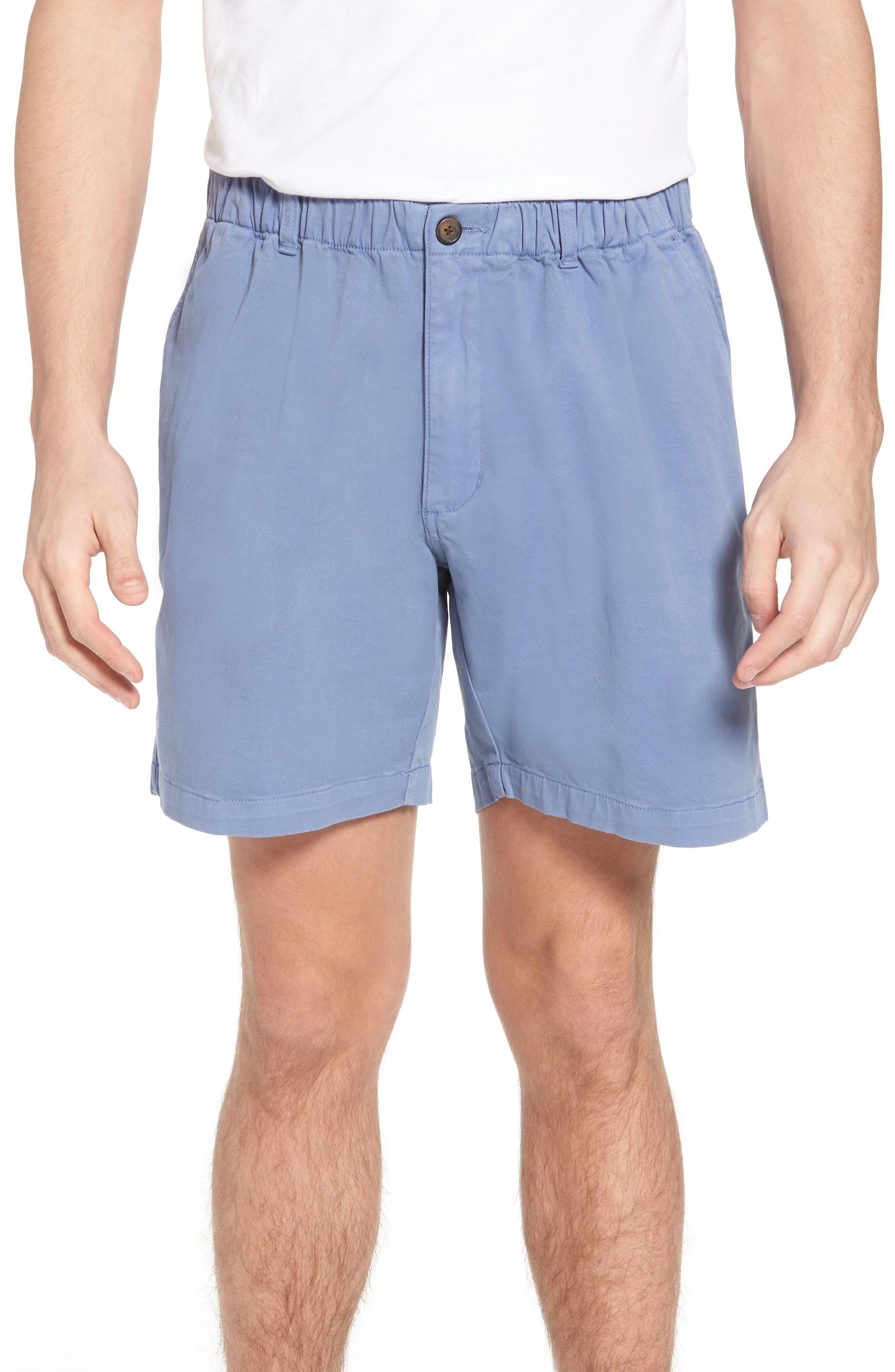 Main Image - Vintage 1946 Snappers Elastic Waist Shorts