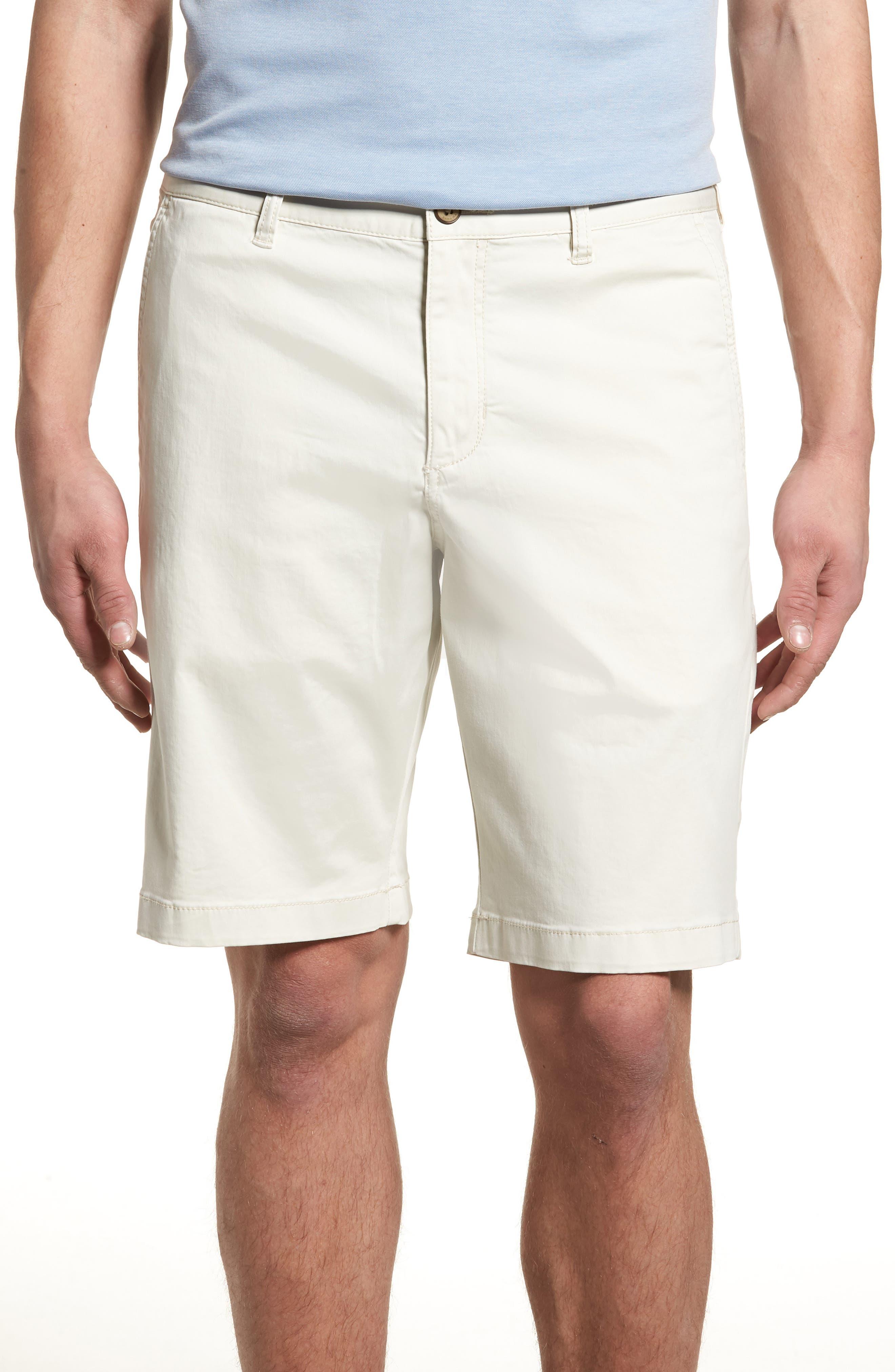 Boracay Chino Shorts,                             Main thumbnail 1, color,                             Bleached Sand