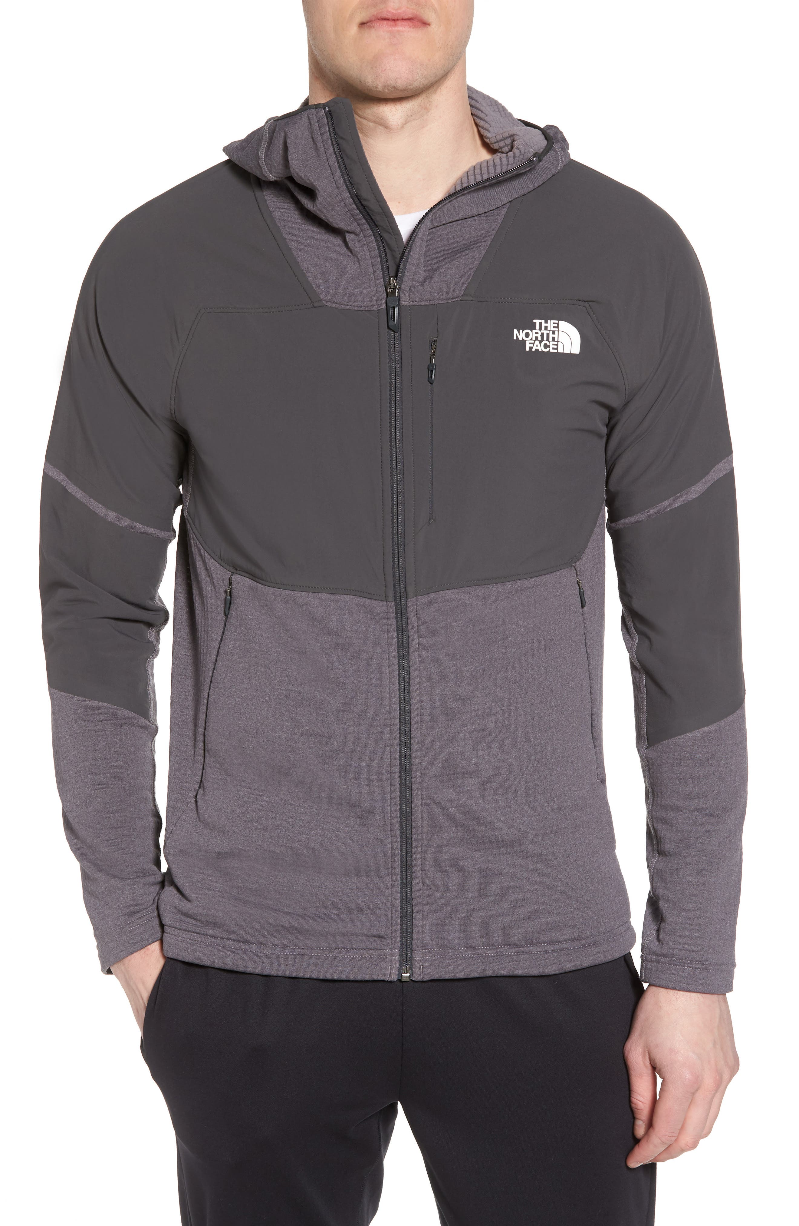 The North Face Progressor Power Grid™ Hooded Fleece Jacket