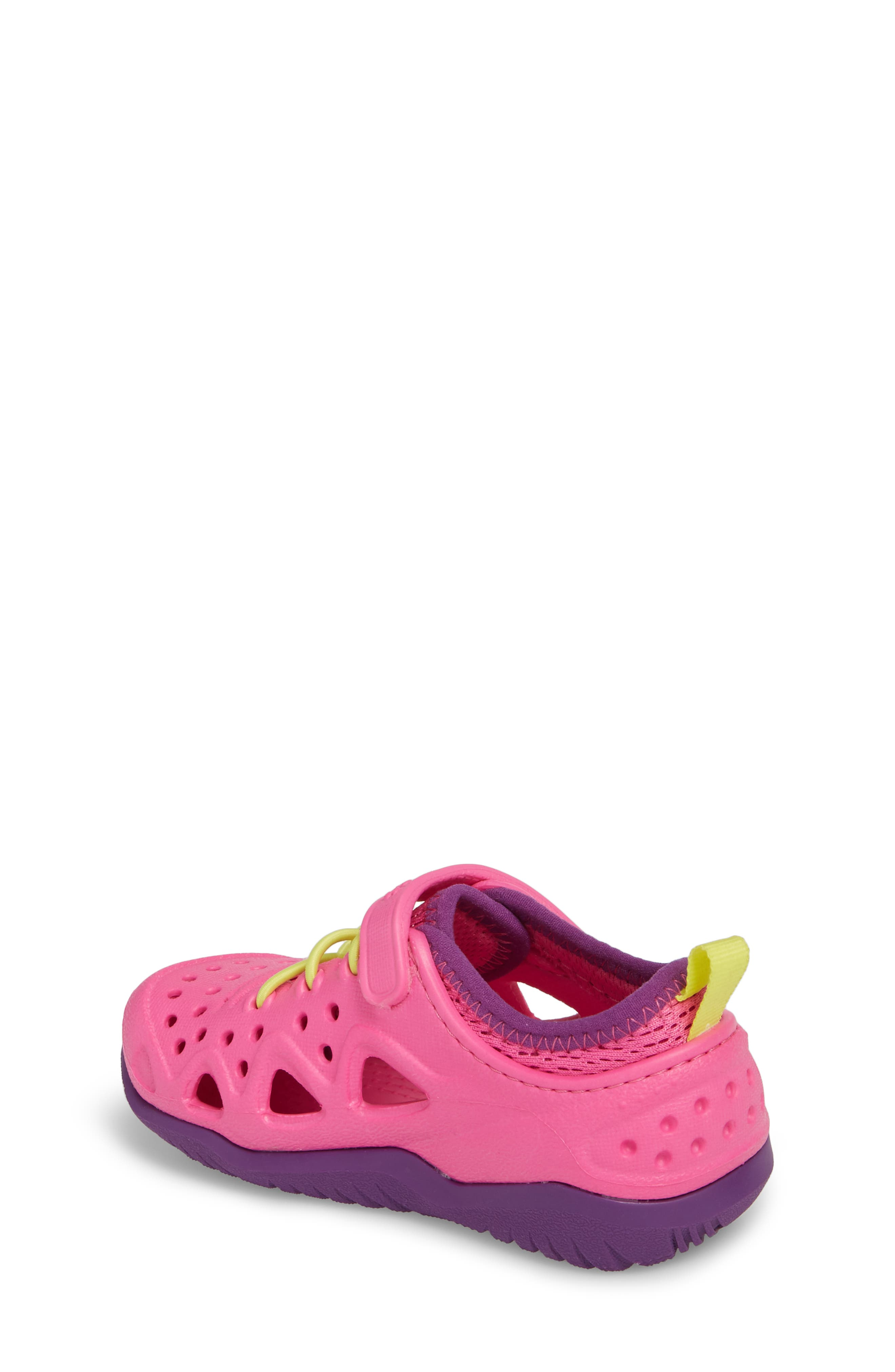 Swiftwater Water Friendly Sneaker,                             Alternate thumbnail 2, color,                             Neon Magenta