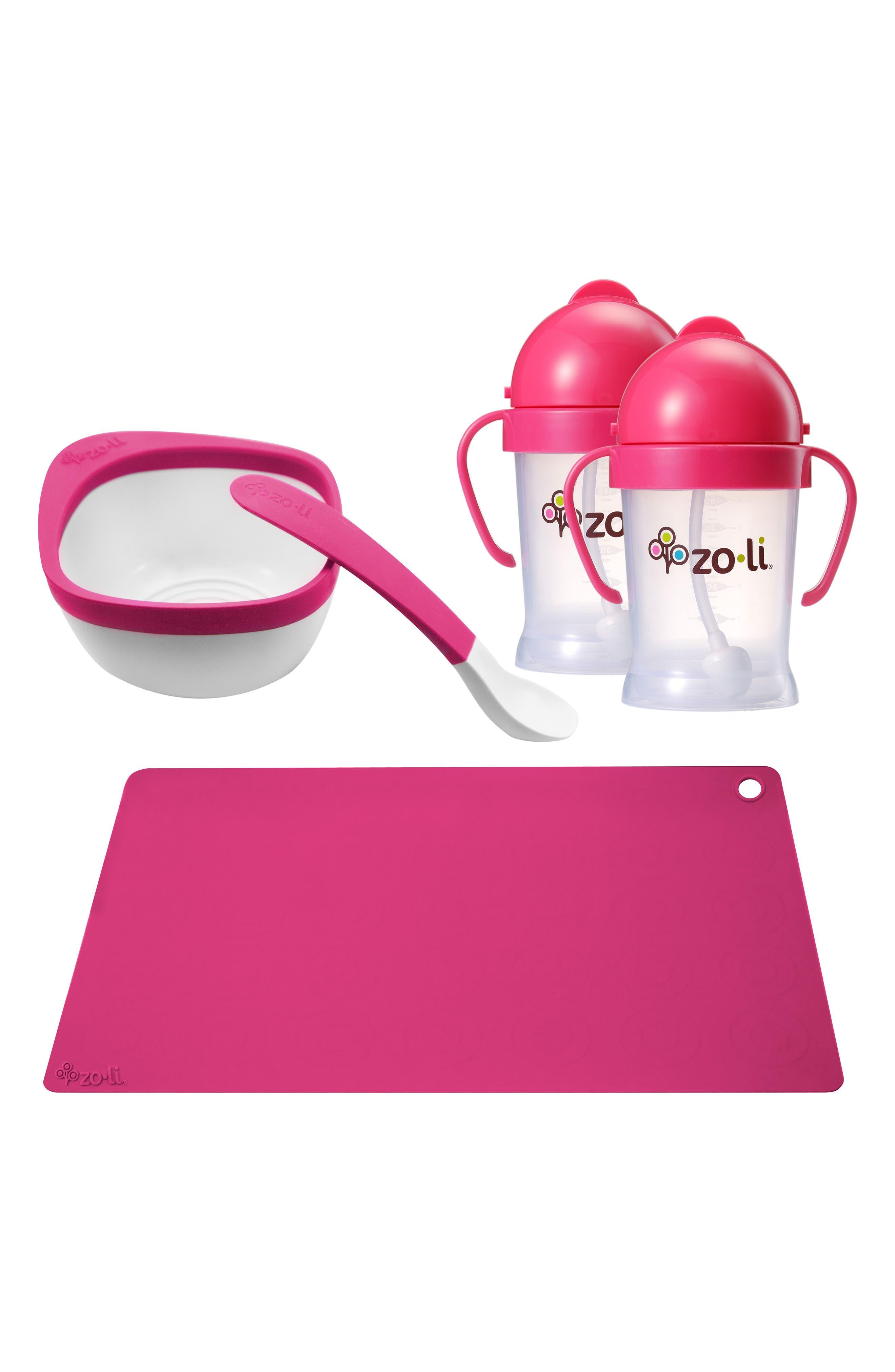 ZoLi Toddler Mealtime 5-Piece Set