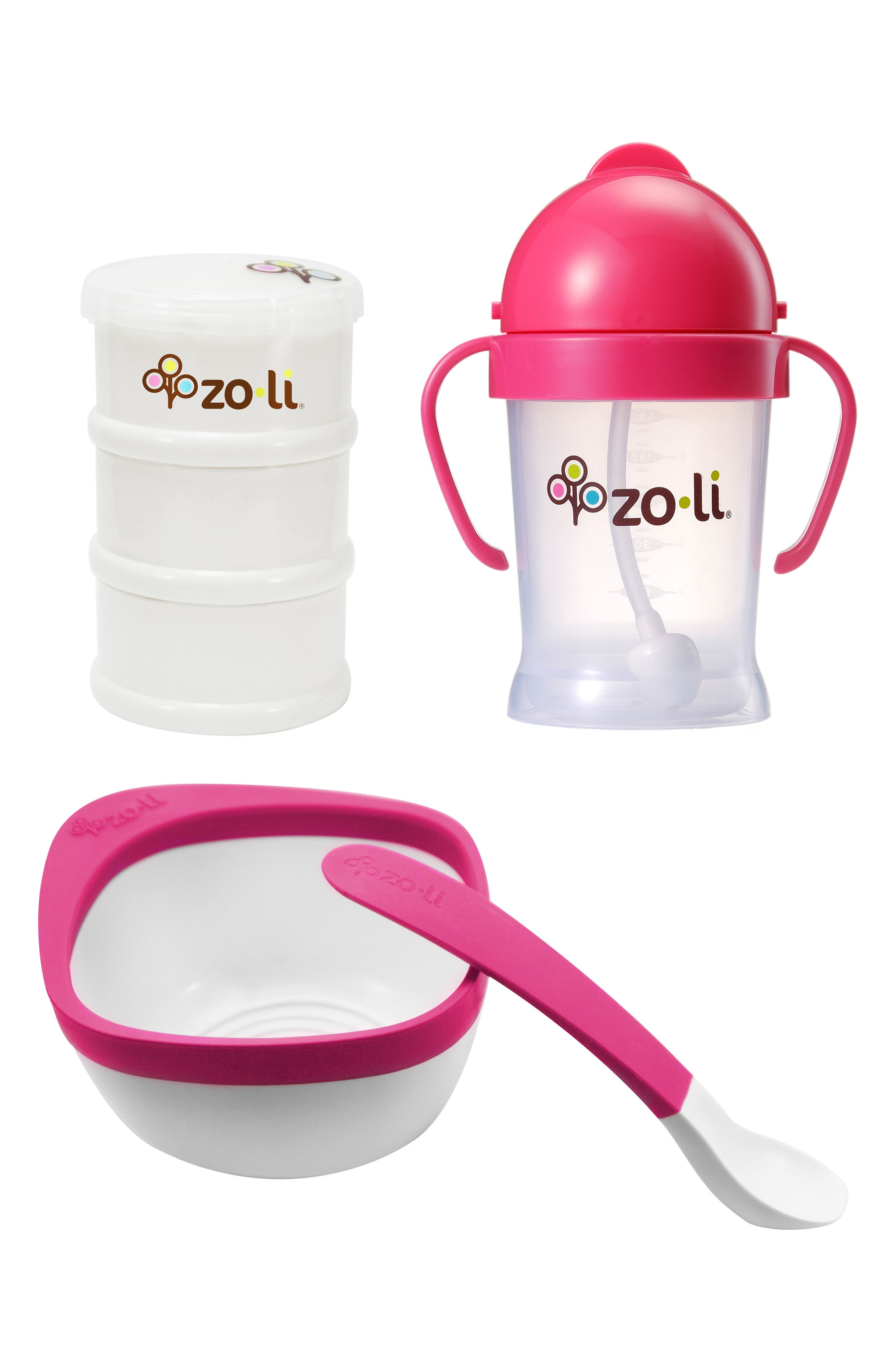 ZoLi 4-Piece Mealtime Set