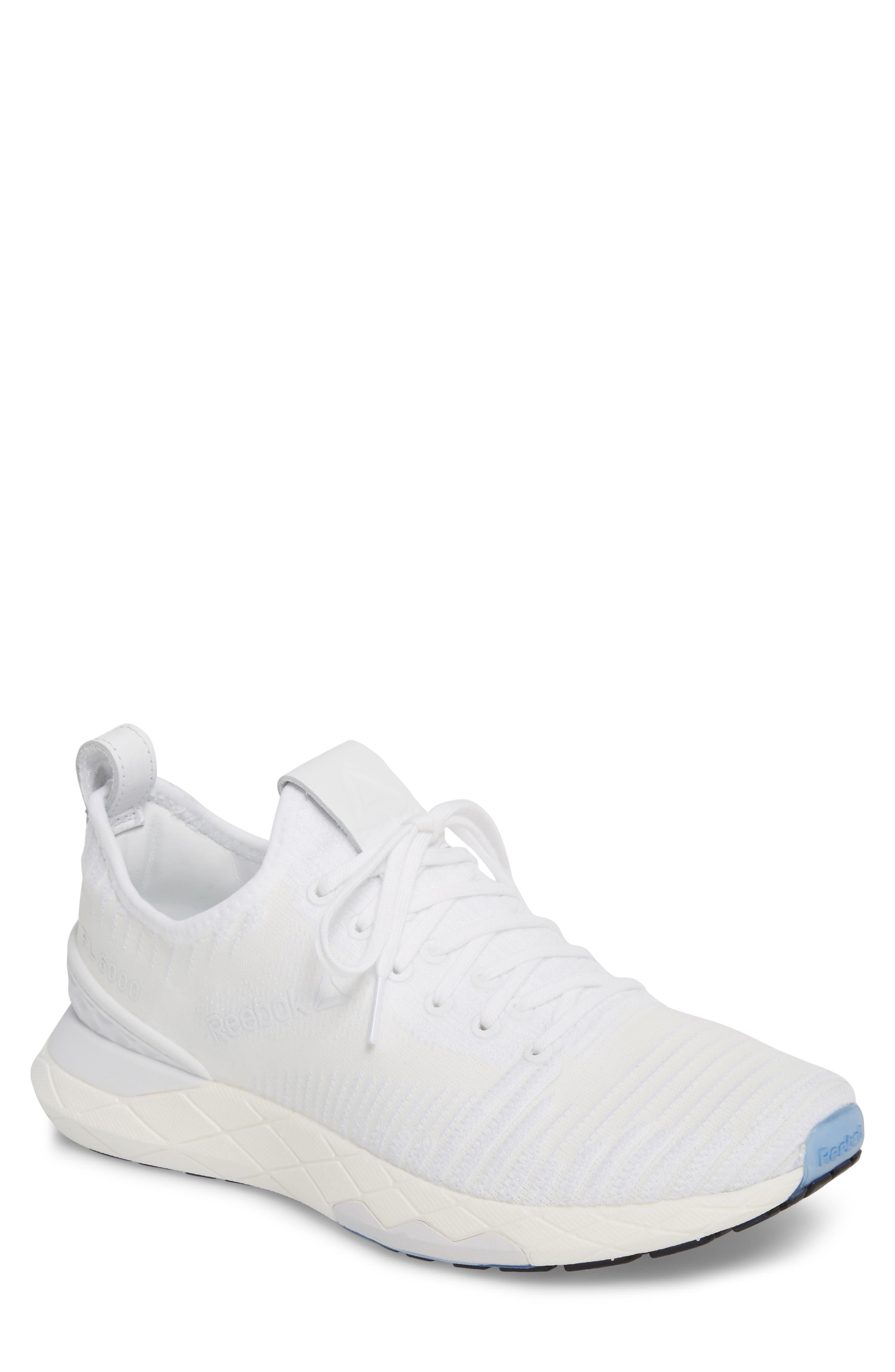 Floatride Run 6000 Running Shoe,                         Main,                         color, White