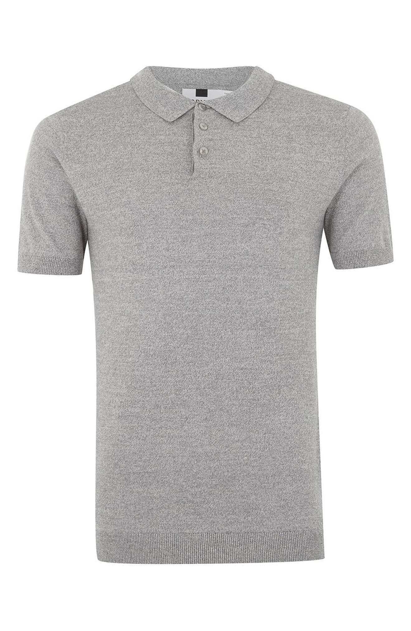 Muscle Fit Jersey Polo,                             Alternate thumbnail 4, color,                             Light Grey