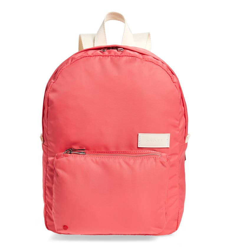 State THE HEIGHTS MINI LORIMER NYLON BACKPACK - PINK