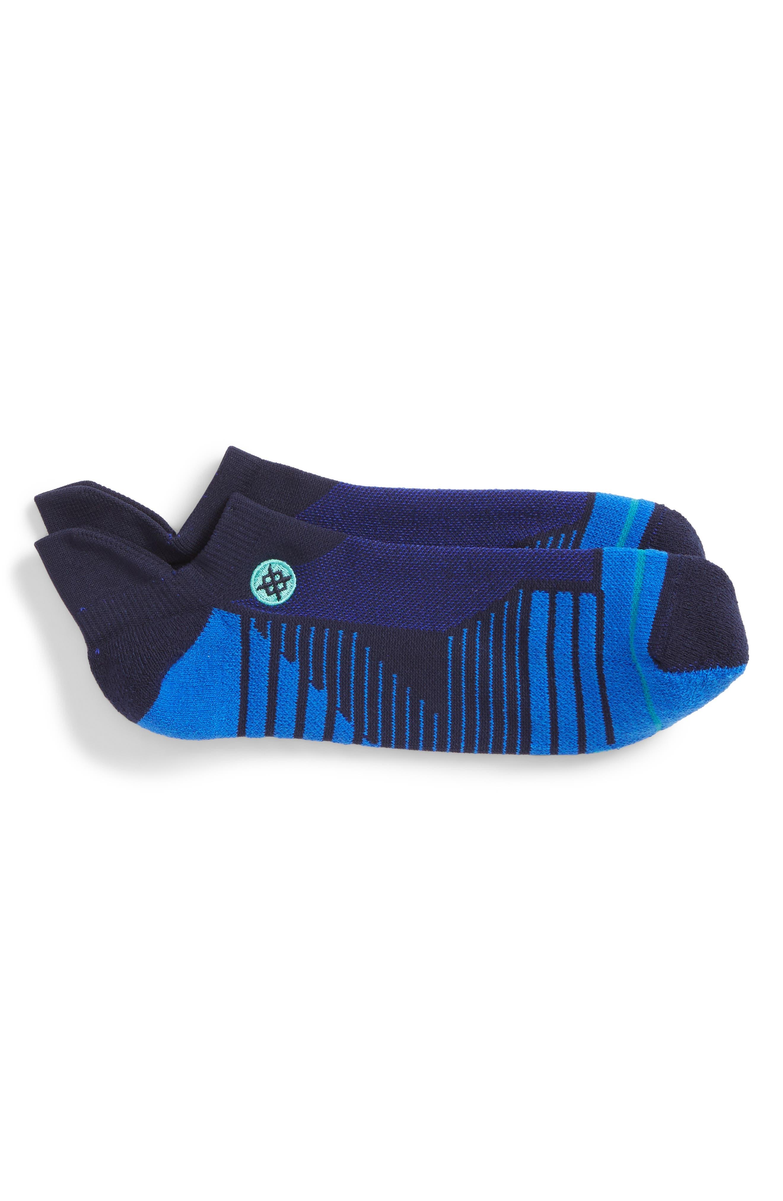 High Regard Tab Socks,                         Main,                         color, Navy