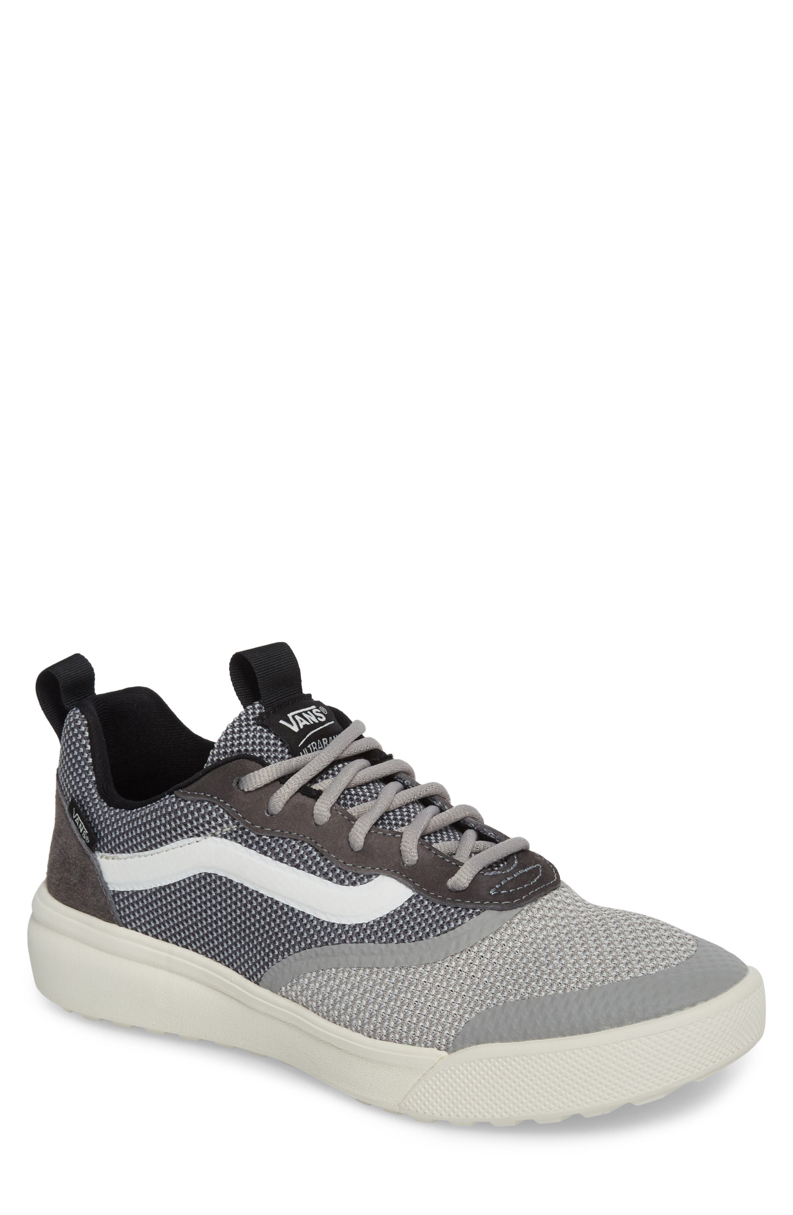 UltraRange DX Low Top Sneaker,                             Main thumbnail 1, color,                             Pewter/ Drizzle