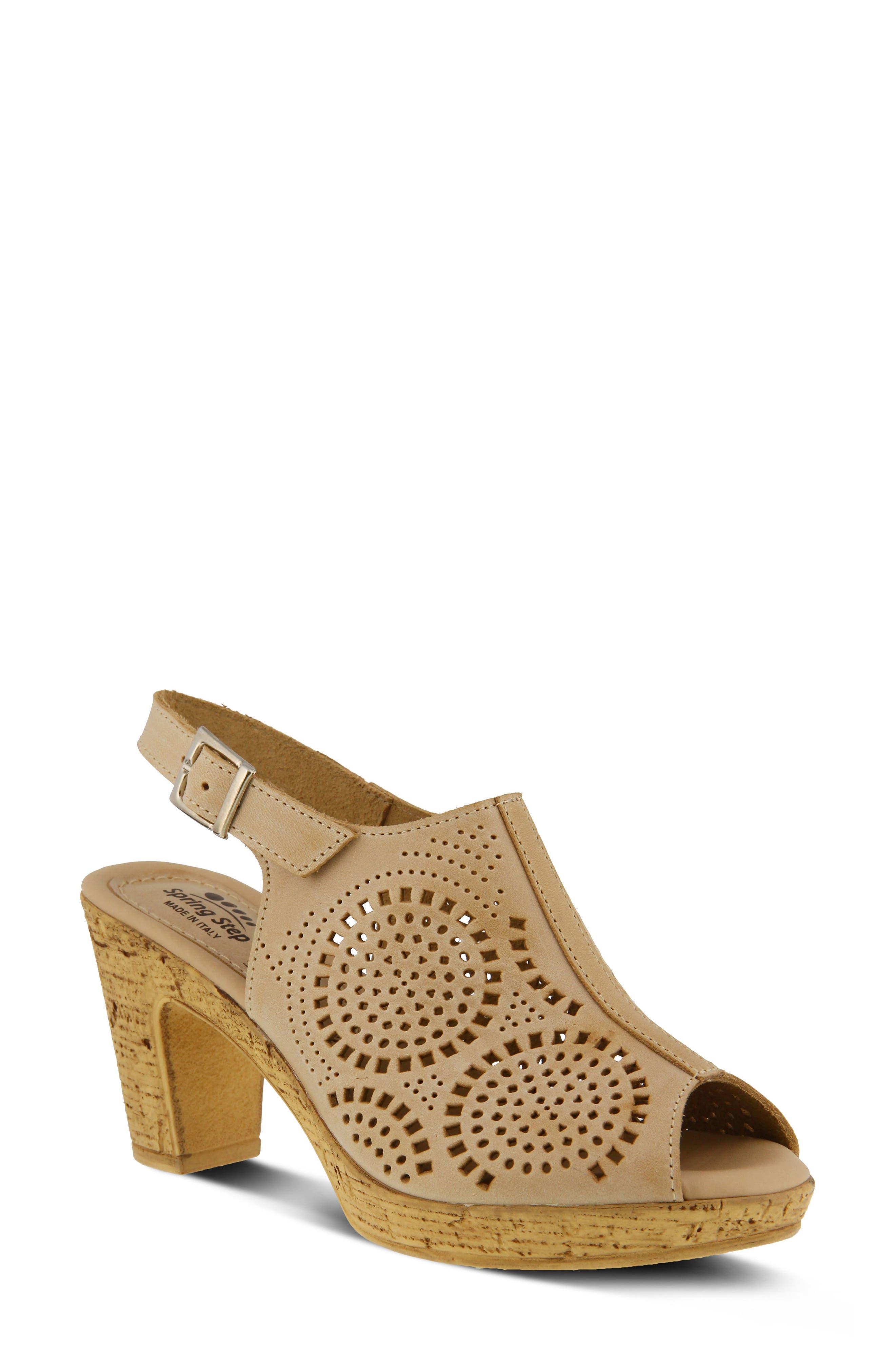 Spring Step Liberty Platform Sandal (Women)