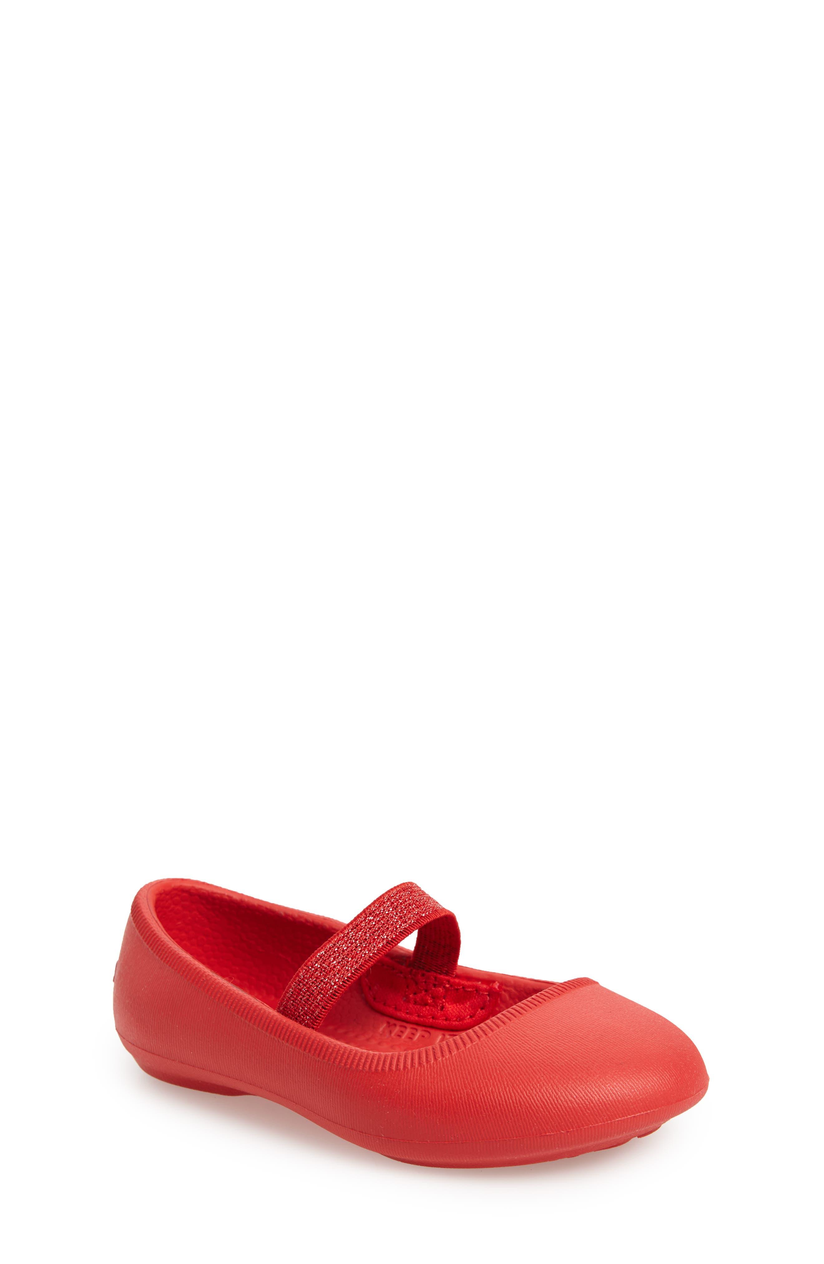 Native Shoes Margot Mary Jane Flat (Baby, Walker, Toddler, Little Kid & Big Kid)
