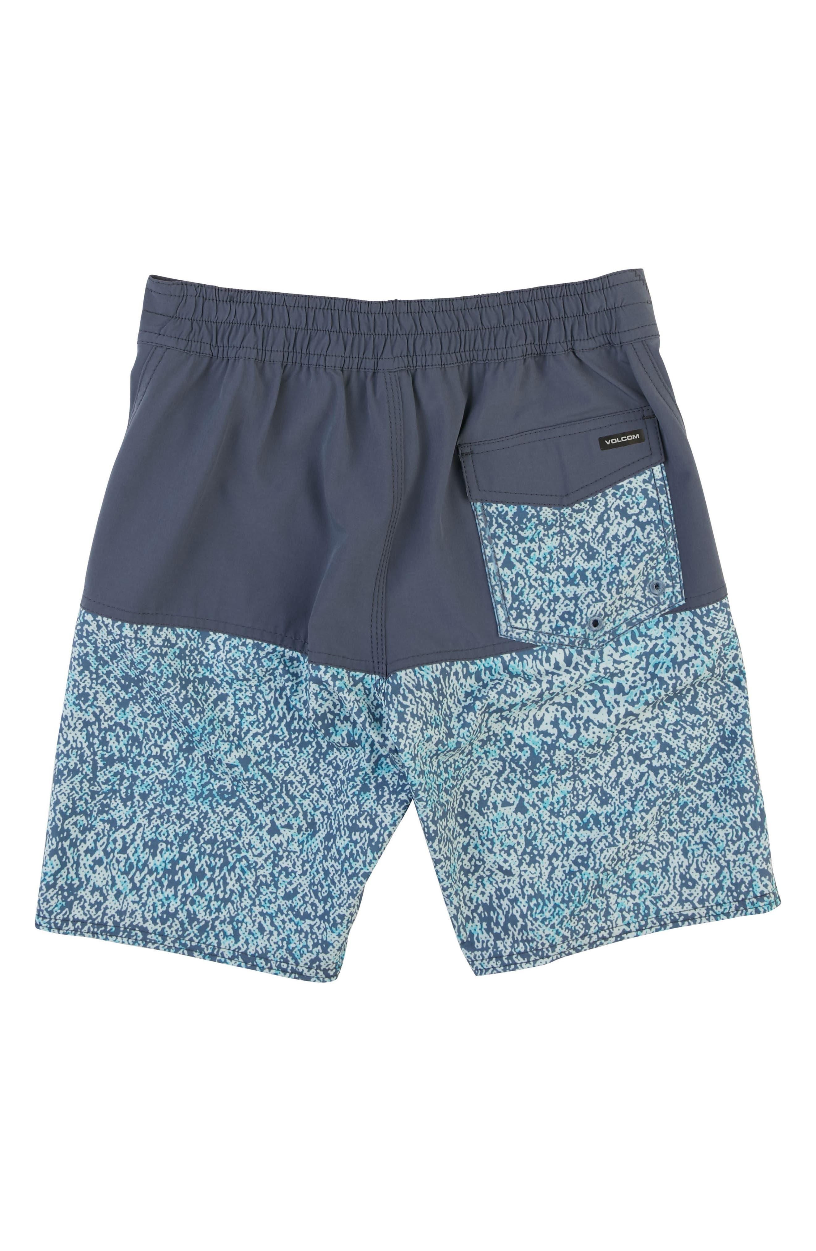 Vibes Board Shorts,                             Alternate thumbnail 2, color,                             Deep Blue