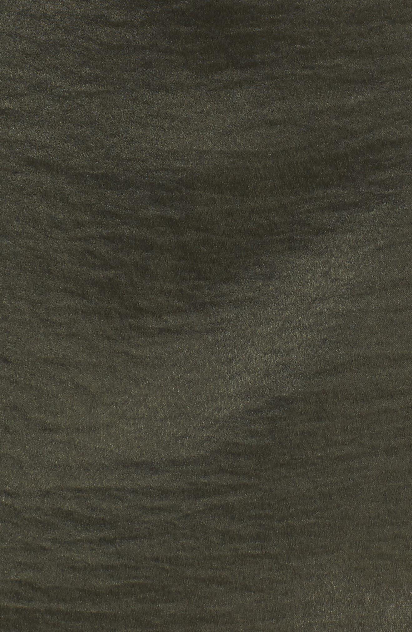 Hansel Sleeveless Dress,                             Alternate thumbnail 6, color,                             Army