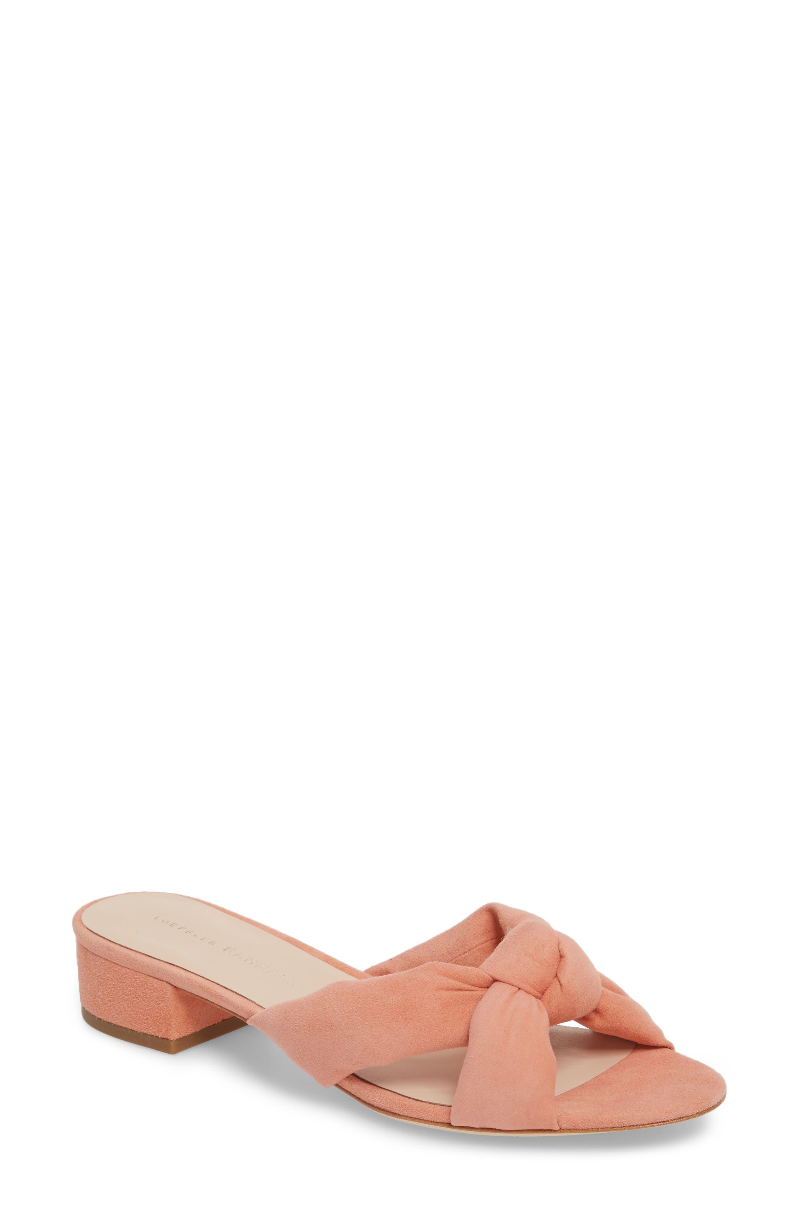 Loeffler Randall Women's Elsie Knotted Slide Sandal Xbci41VWt