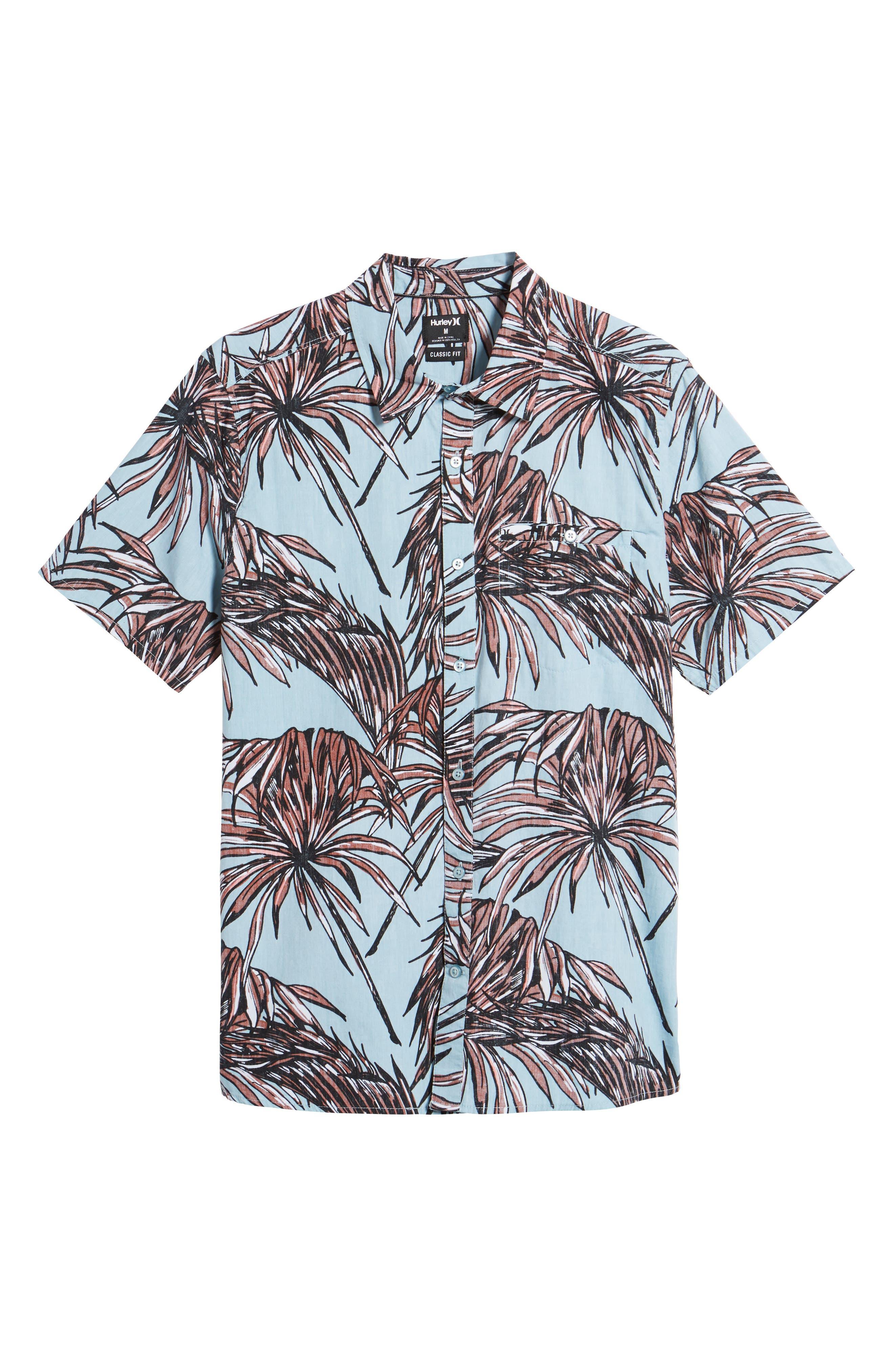 Koko Shirt,                             Alternate thumbnail 6, color,                             Ocean Bliss