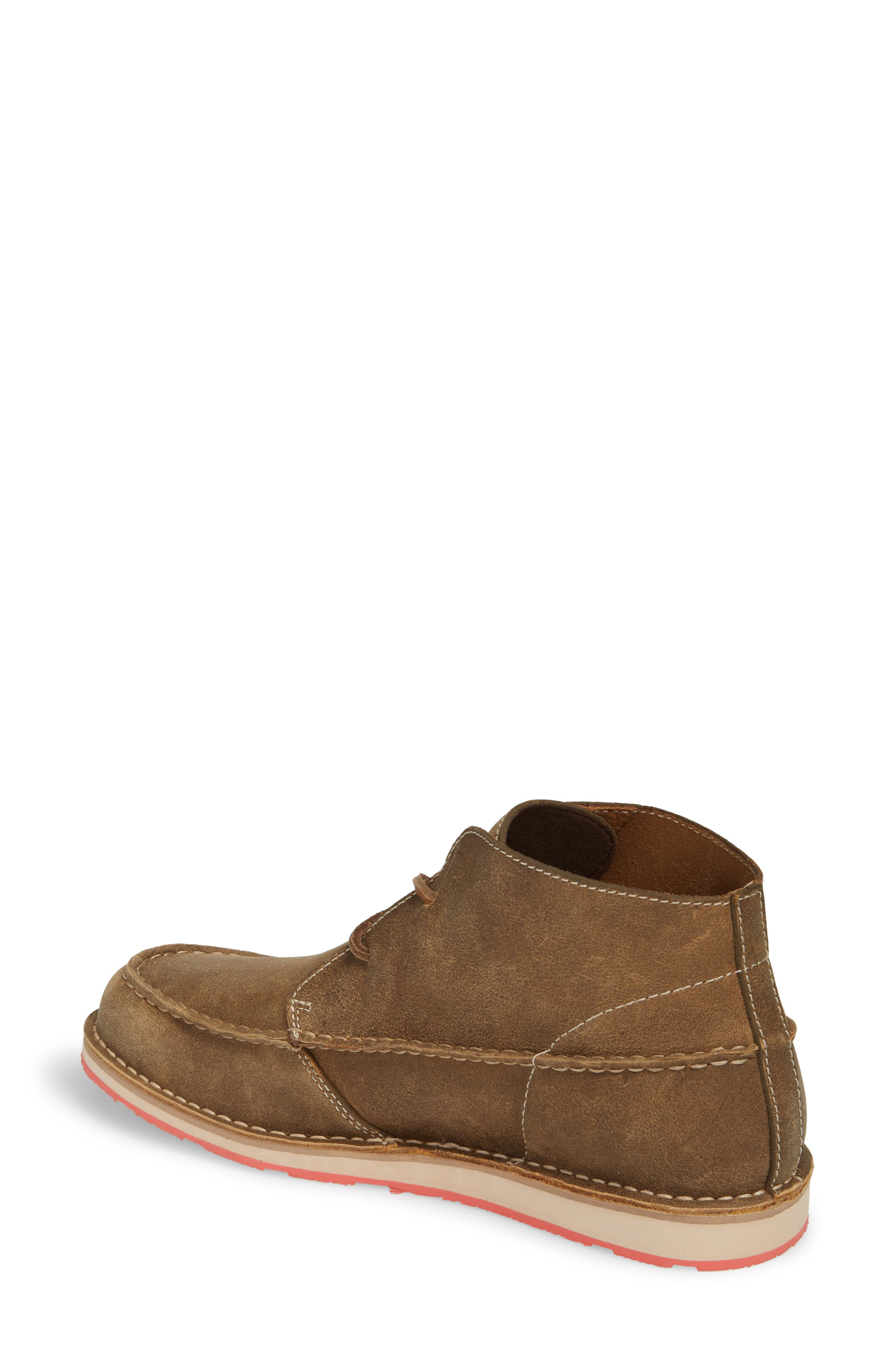 Cruiser Chukka Boot,                             Alternate thumbnail 2, color,                             Lace Brown Bomber Leather