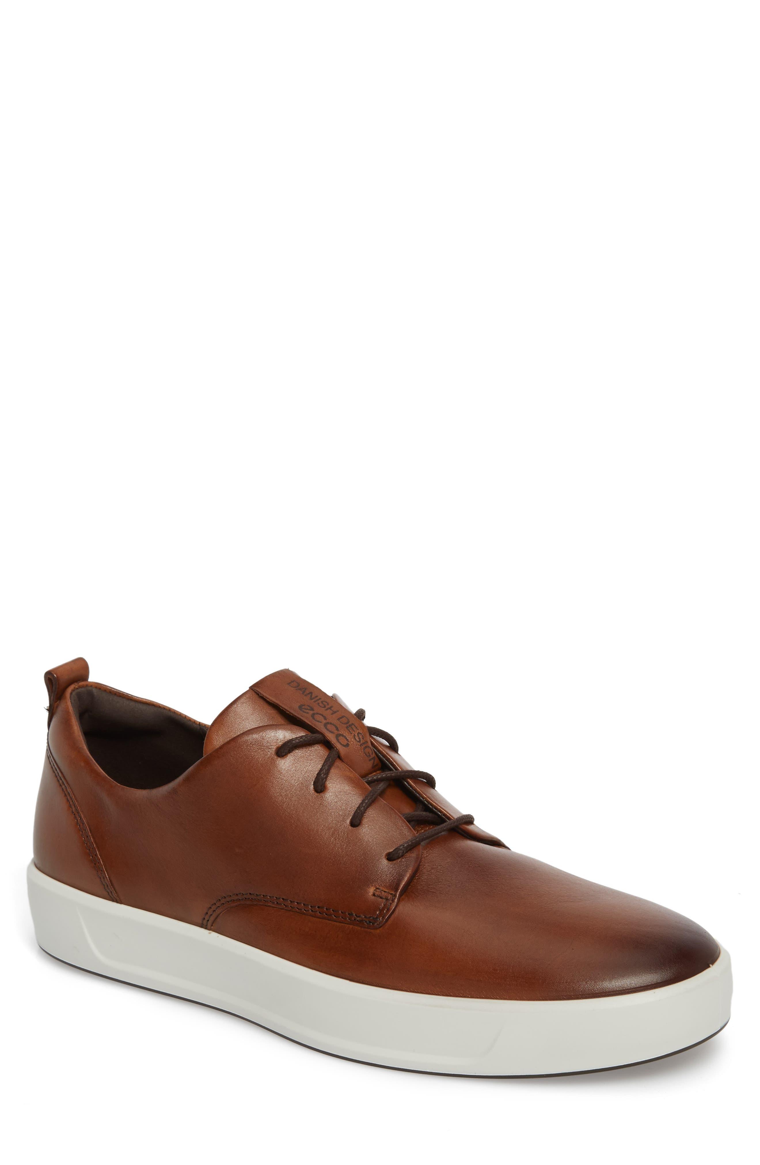 Soft 8 Street Sneaker,                             Main thumbnail 1, color,                             Lion Leather