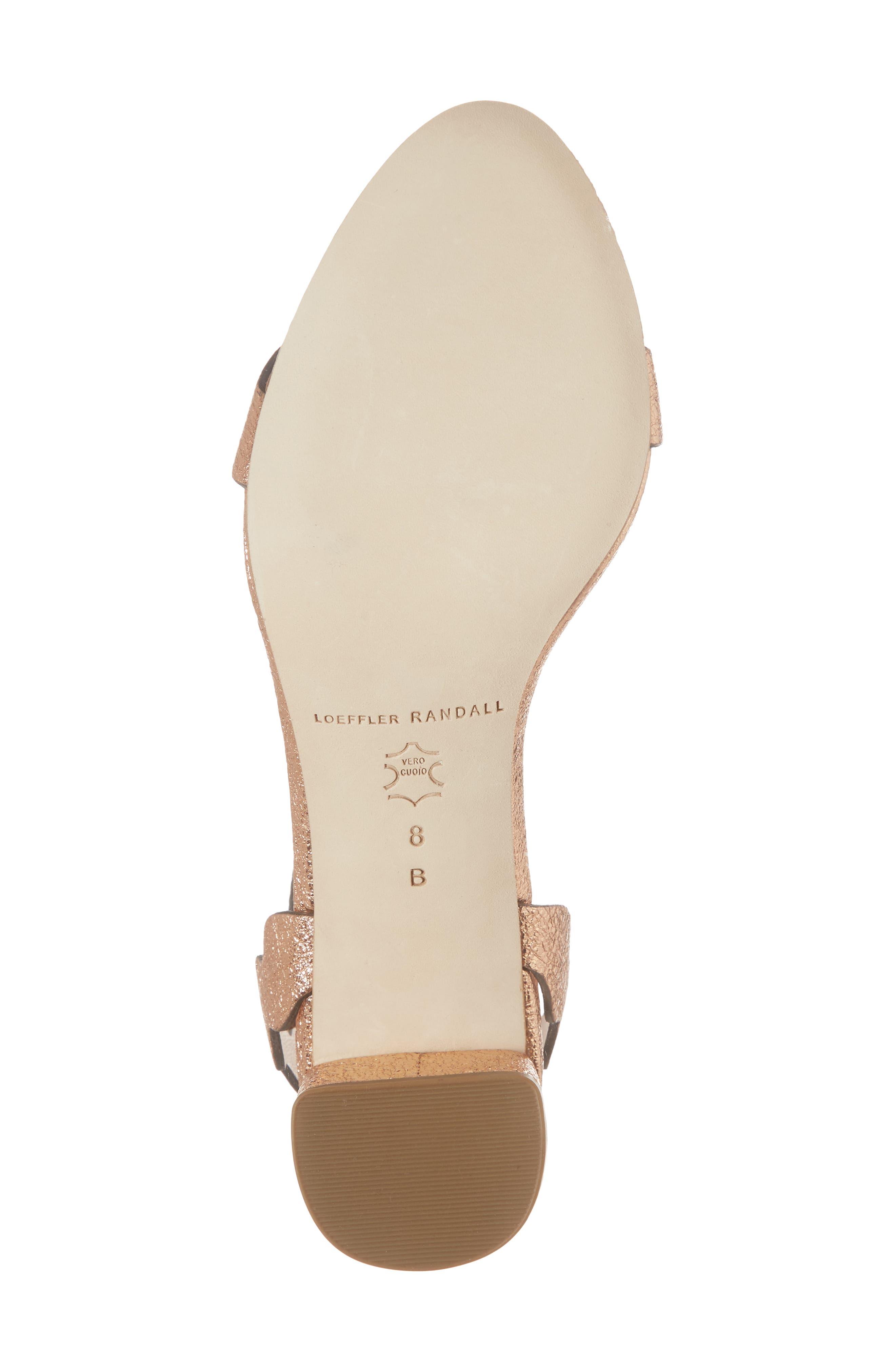 Alternate Image 6  - Loeffler Randall Emi Scalloped Sandal (Women)